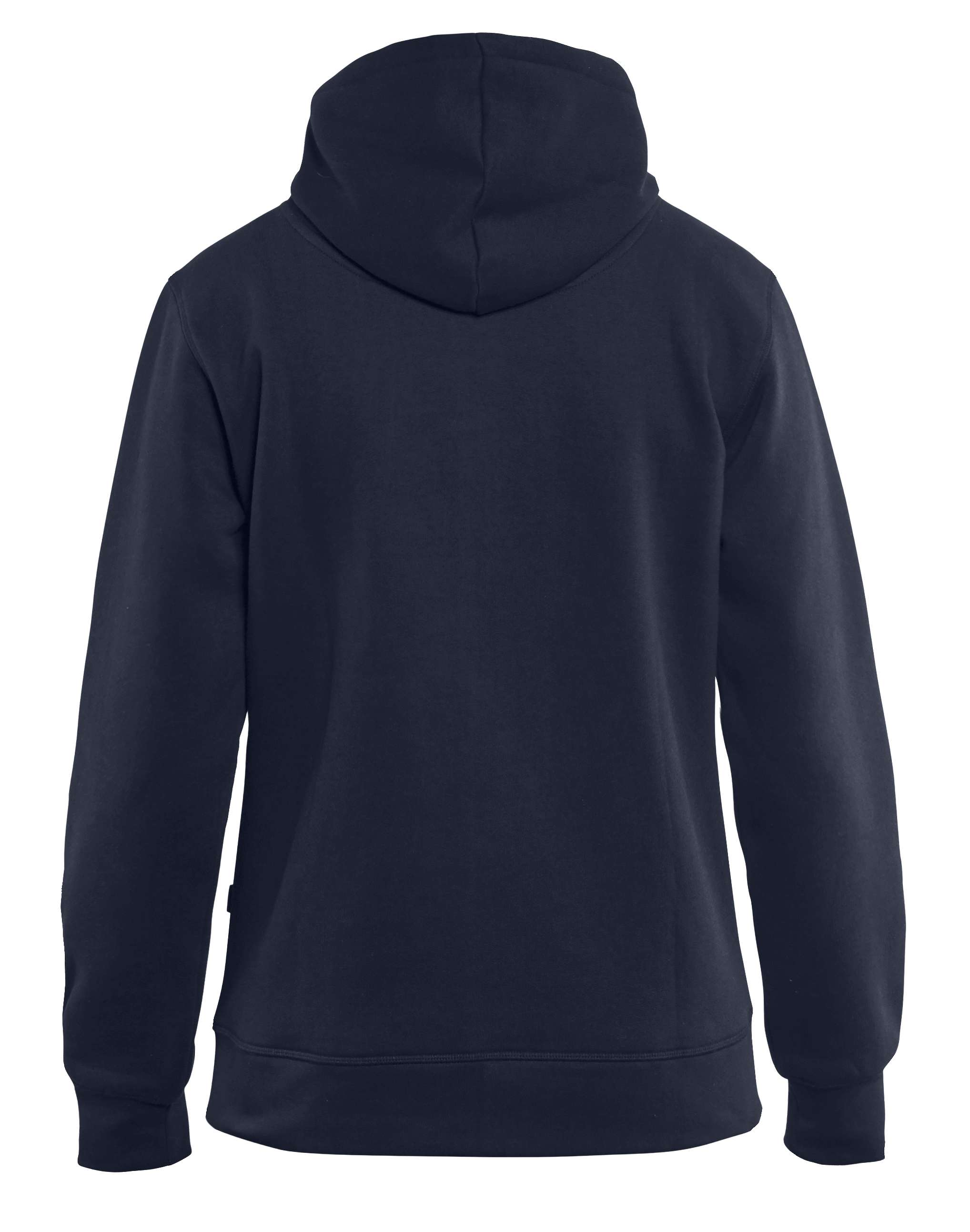 Blaklader Dames hooded sweatvesten 33951048 marineblauw(8800)