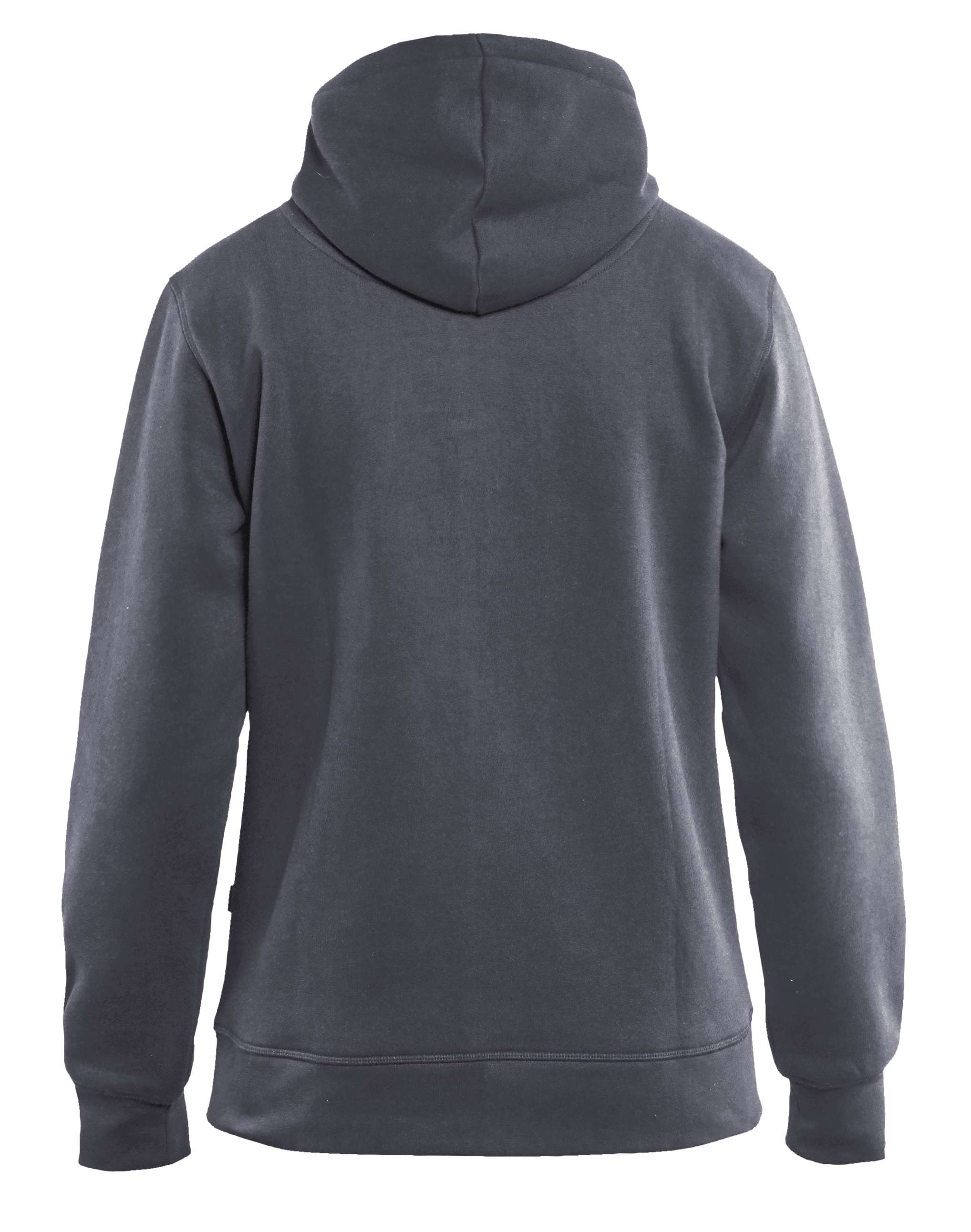 Blaklader Dames hooded sweatvesten 33951048 grijs(9400)