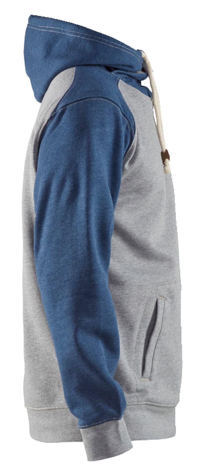 Blaklader Truien 33991157 grijs melange-blauw(9087)