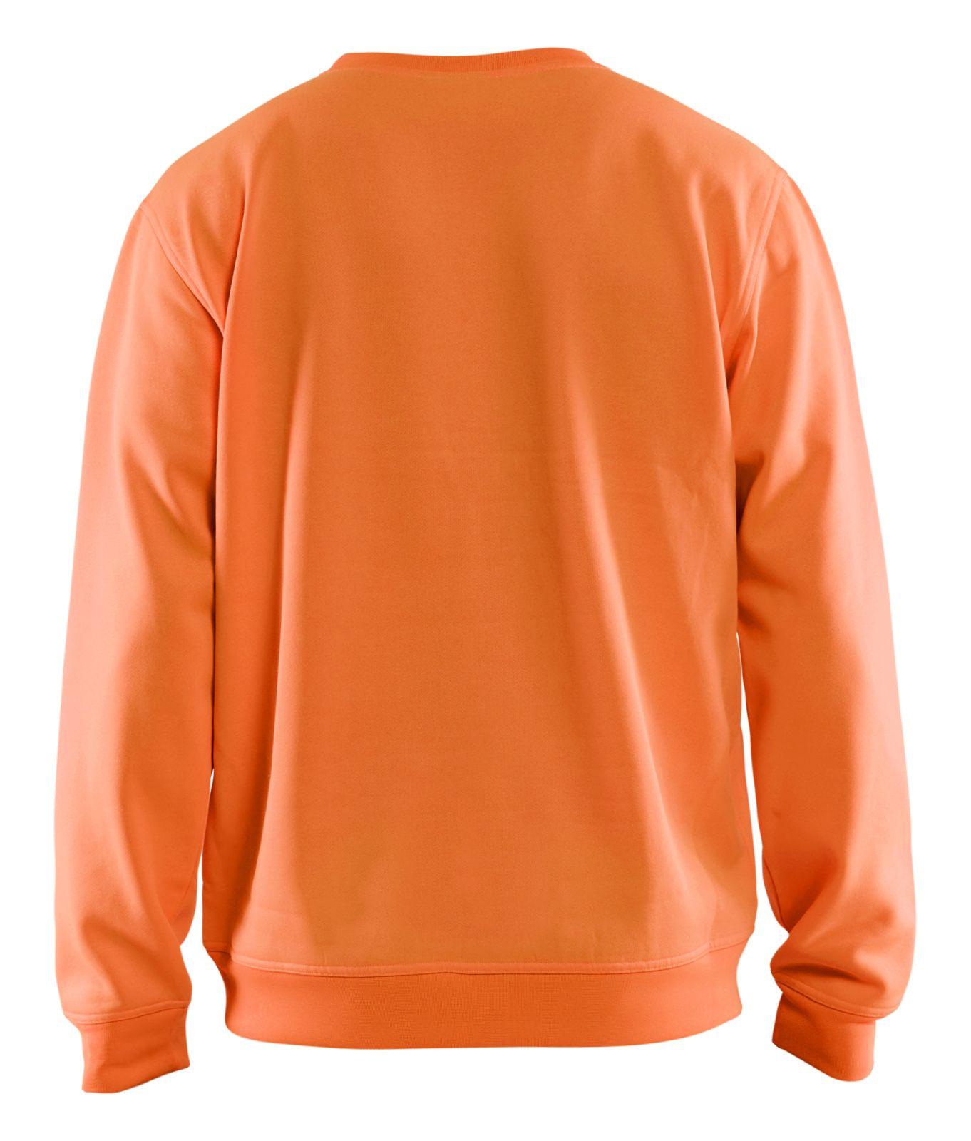 Blaklader Sweatshirts 34011074 High Vis fluo-oranje(5300)