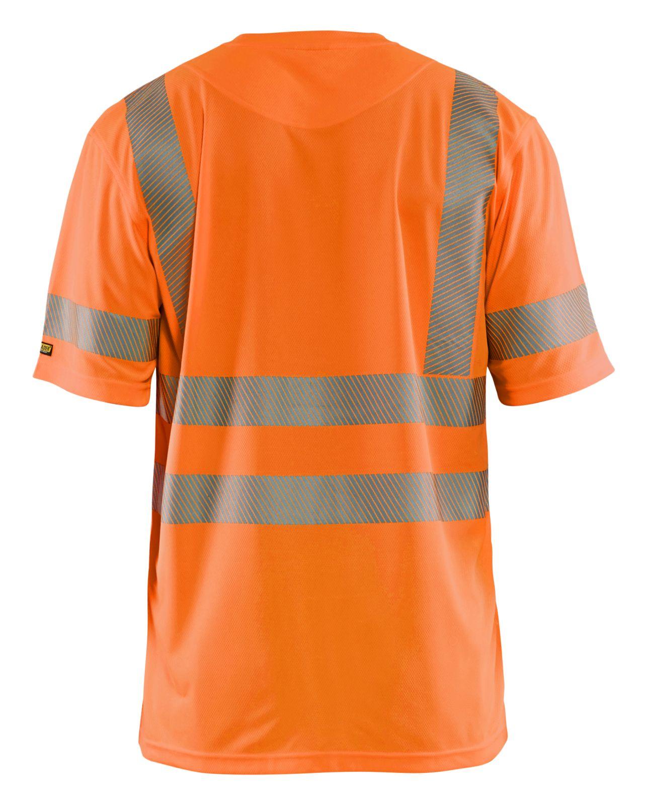 Blaklader T-shirts 34201013 High Vis UPF40+ UV oranje(5300)
