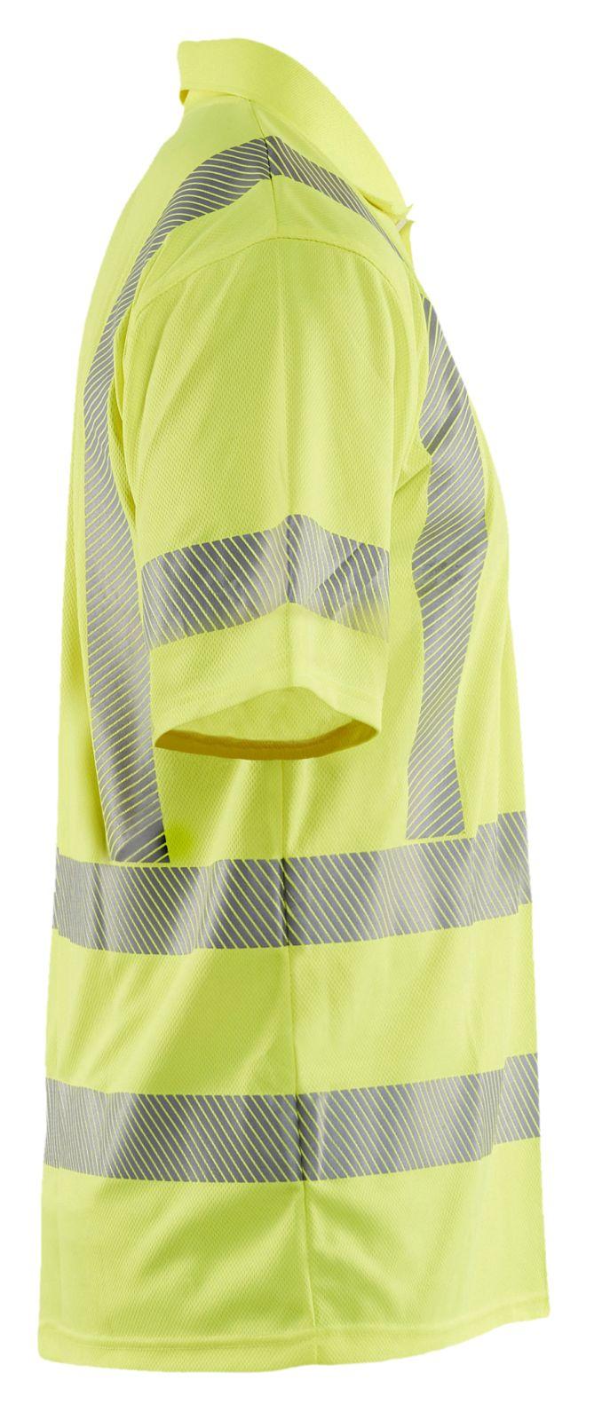 Blaklader Poloshirts 34281013 High Vis UPF40+ UV fluo-geel(3300)