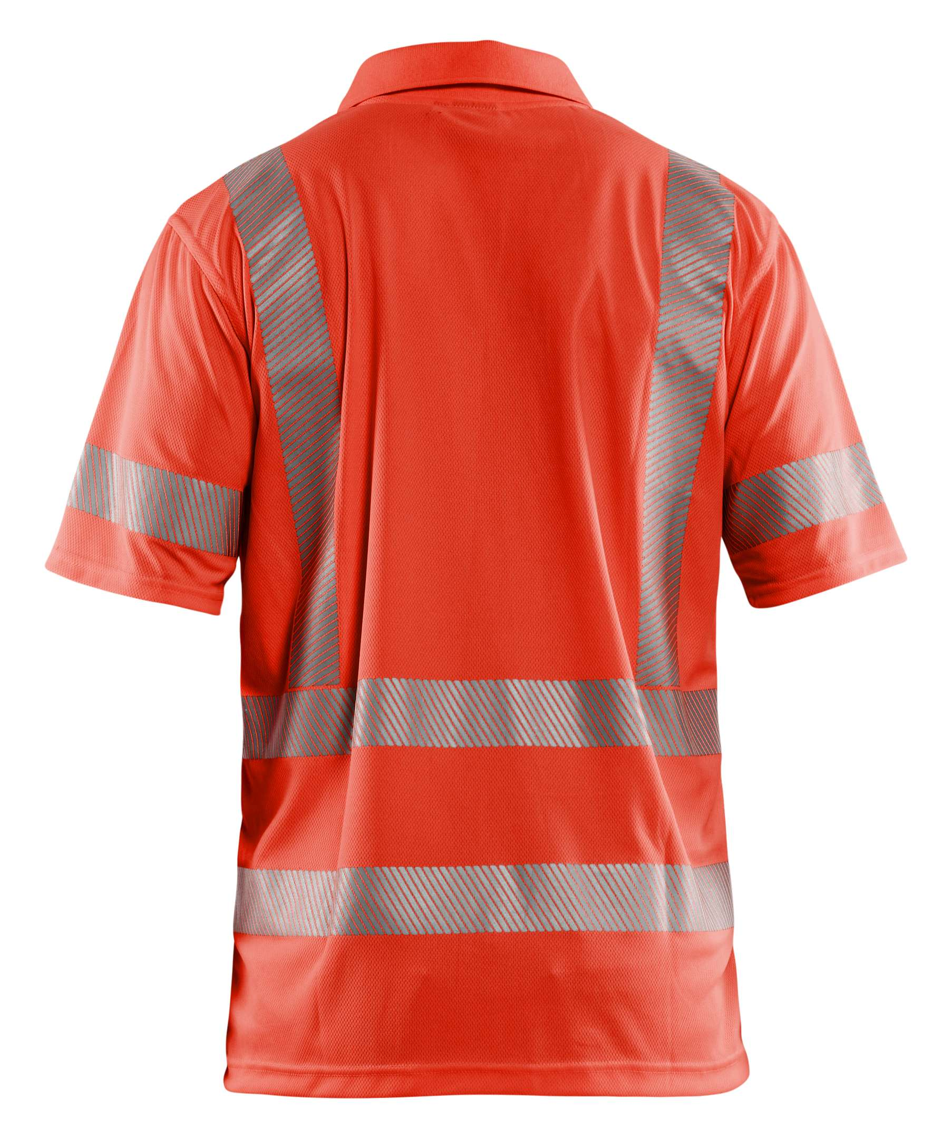 Blaklader Polo shirts 34281013 High Vis UPF40+ UV fluo-rood(5500)