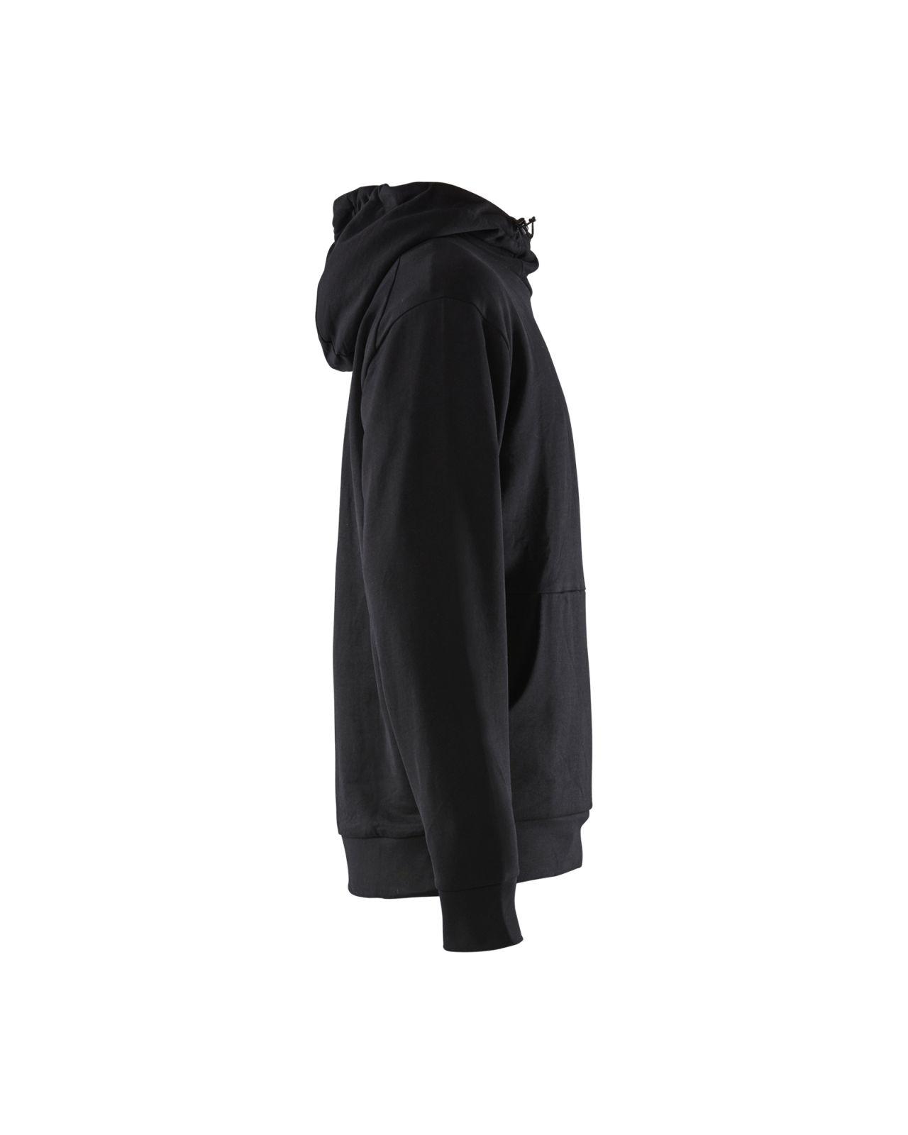 Blaklader sweatershirts 34301158 zwart(9900)