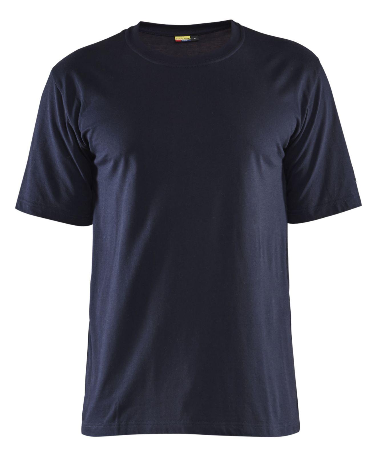 Blaklader T-shirts 34821737 marineblauw(8900)