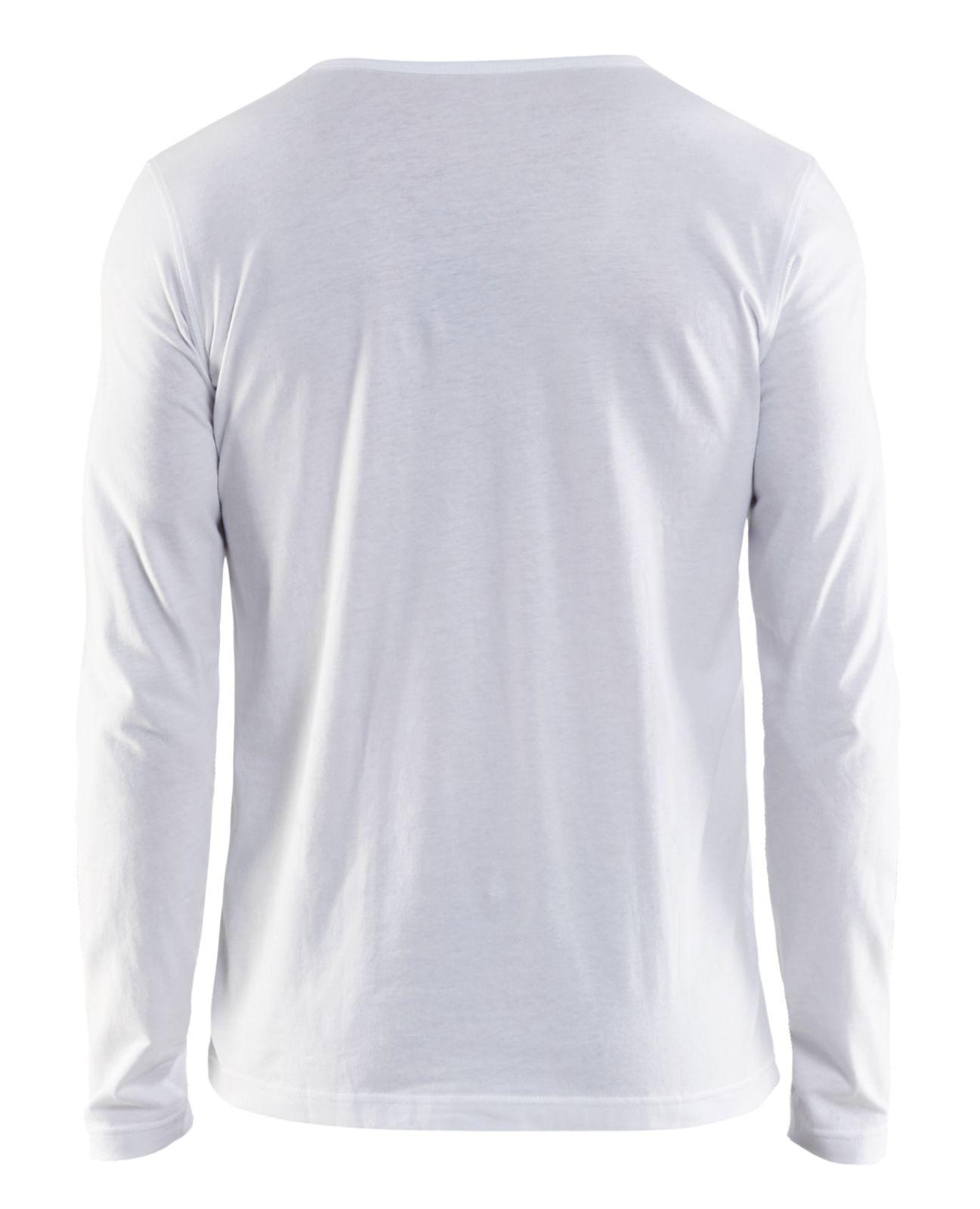 Blaklader T-shirts 35001042 wit(1000)