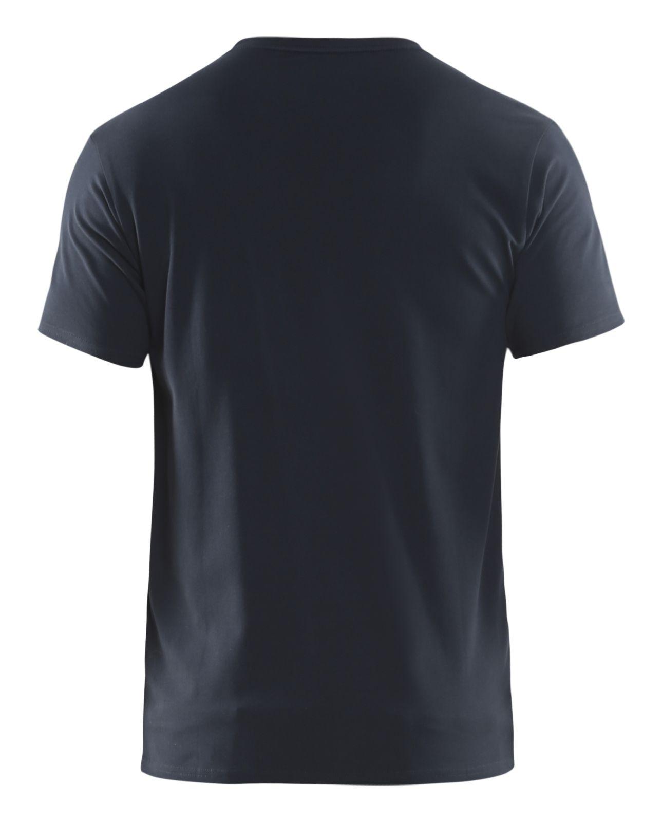 Blaklader T-shirts 35331029 marineblauw(8600)