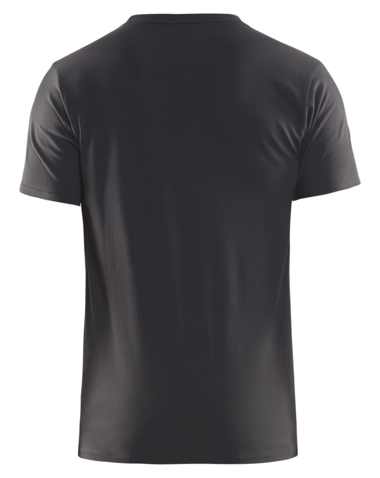 Blaklader T-shirts 35331029 donkergrijs(9800)