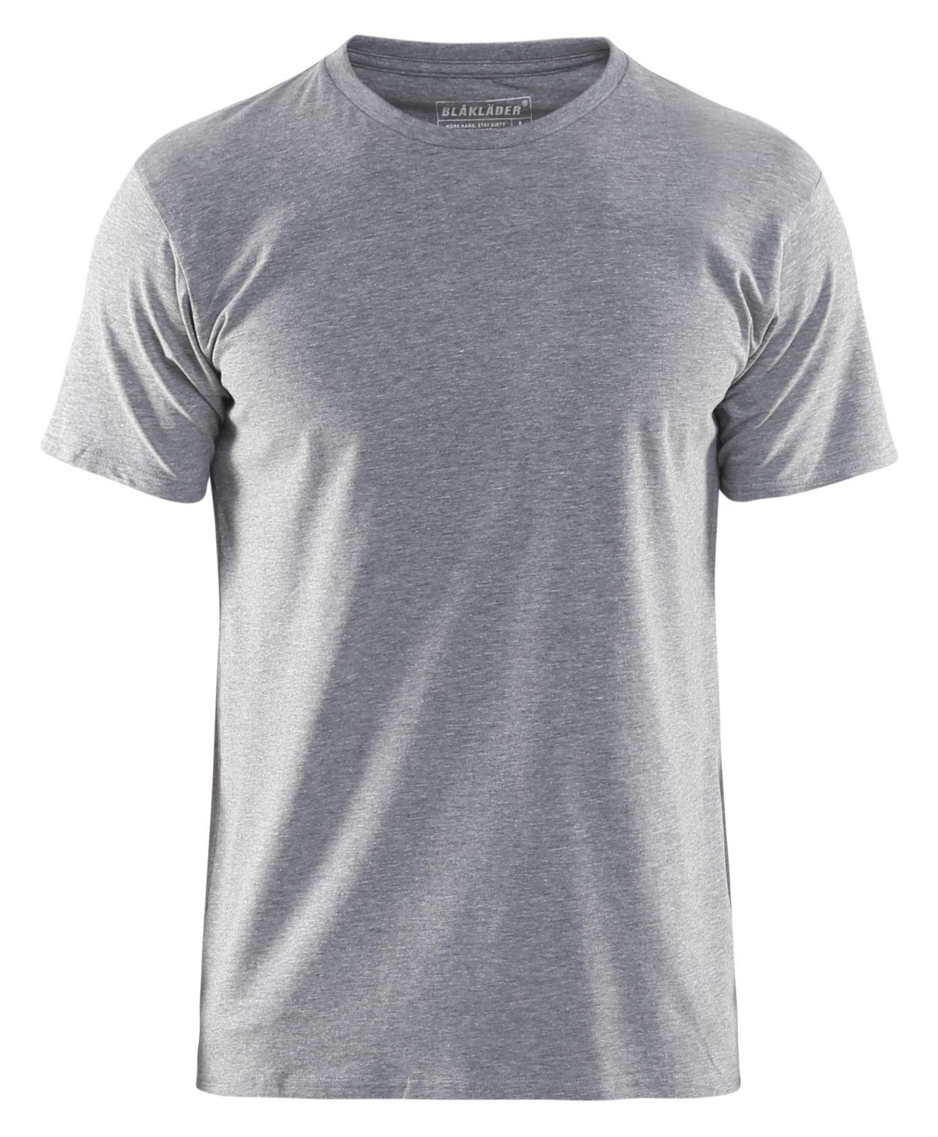 Blaklader T-shirts 35331059 grijs melee(9000)
