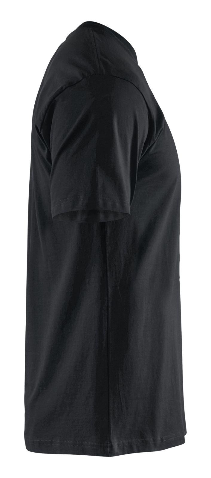 Blaklader T-shirts 35351063 zwart(9900)
