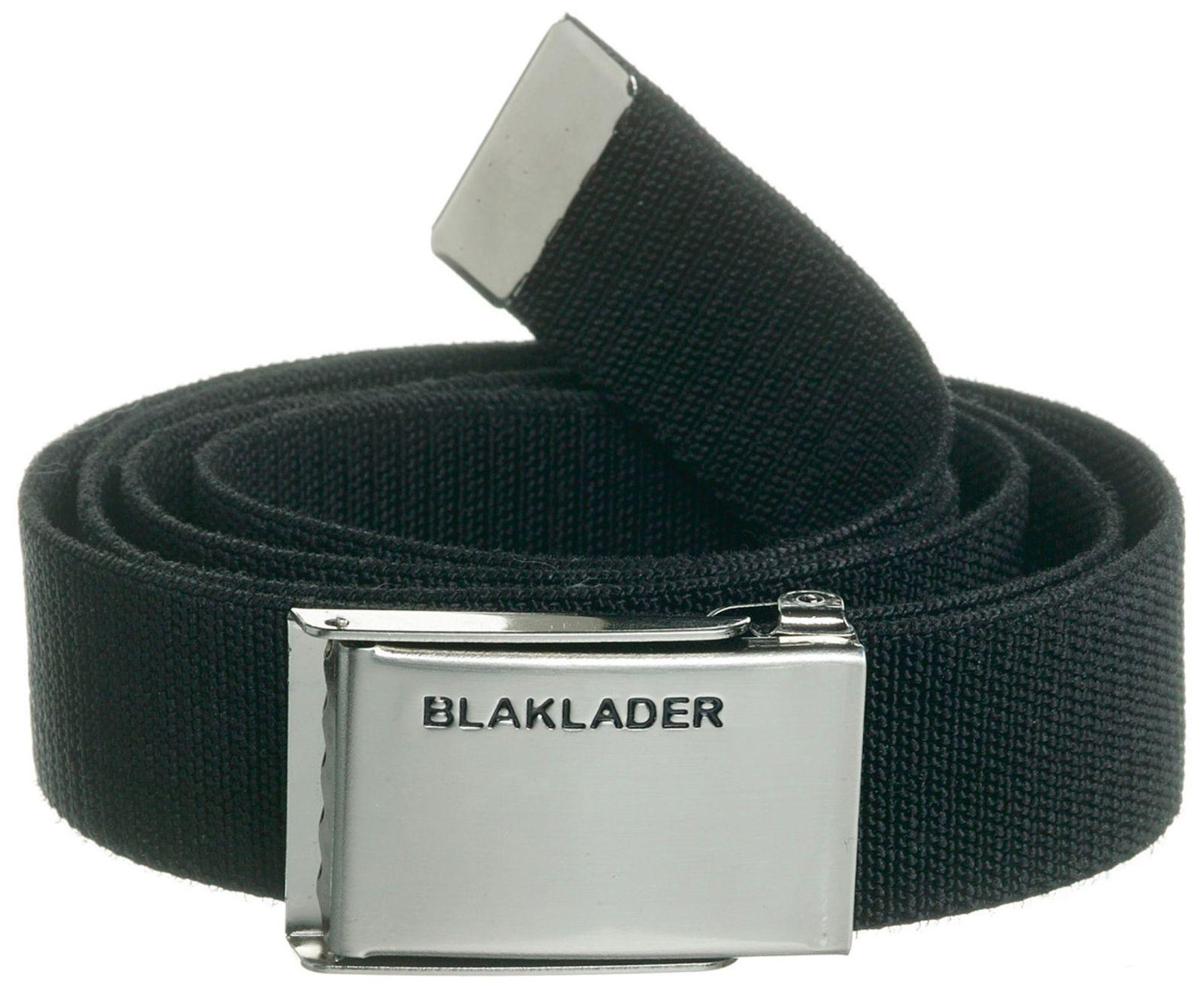 Blaklader Riemen 40040000 zwart(9900)