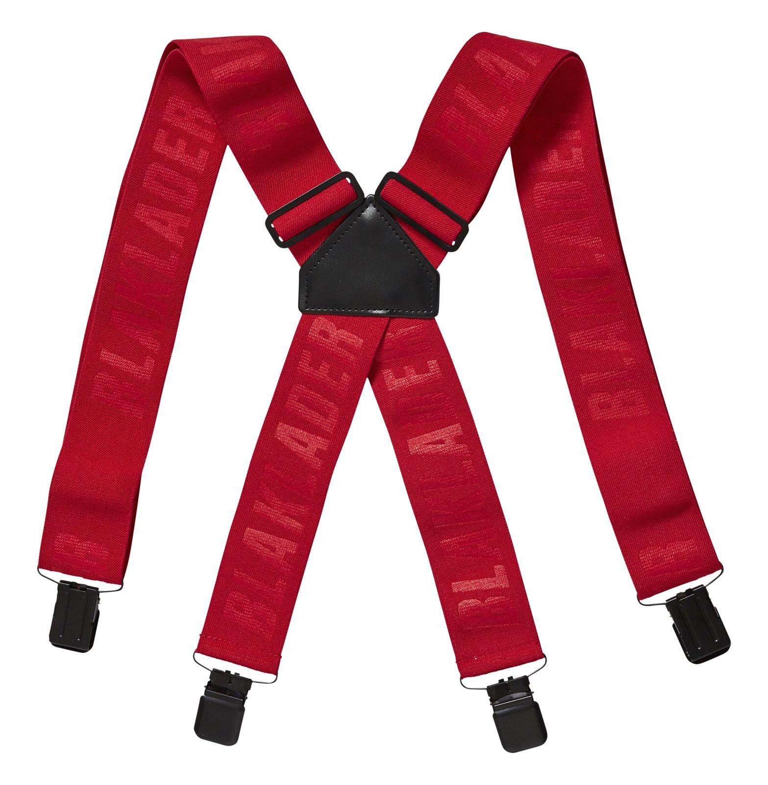 Blaklader Bretels 40091006 rood(5600)