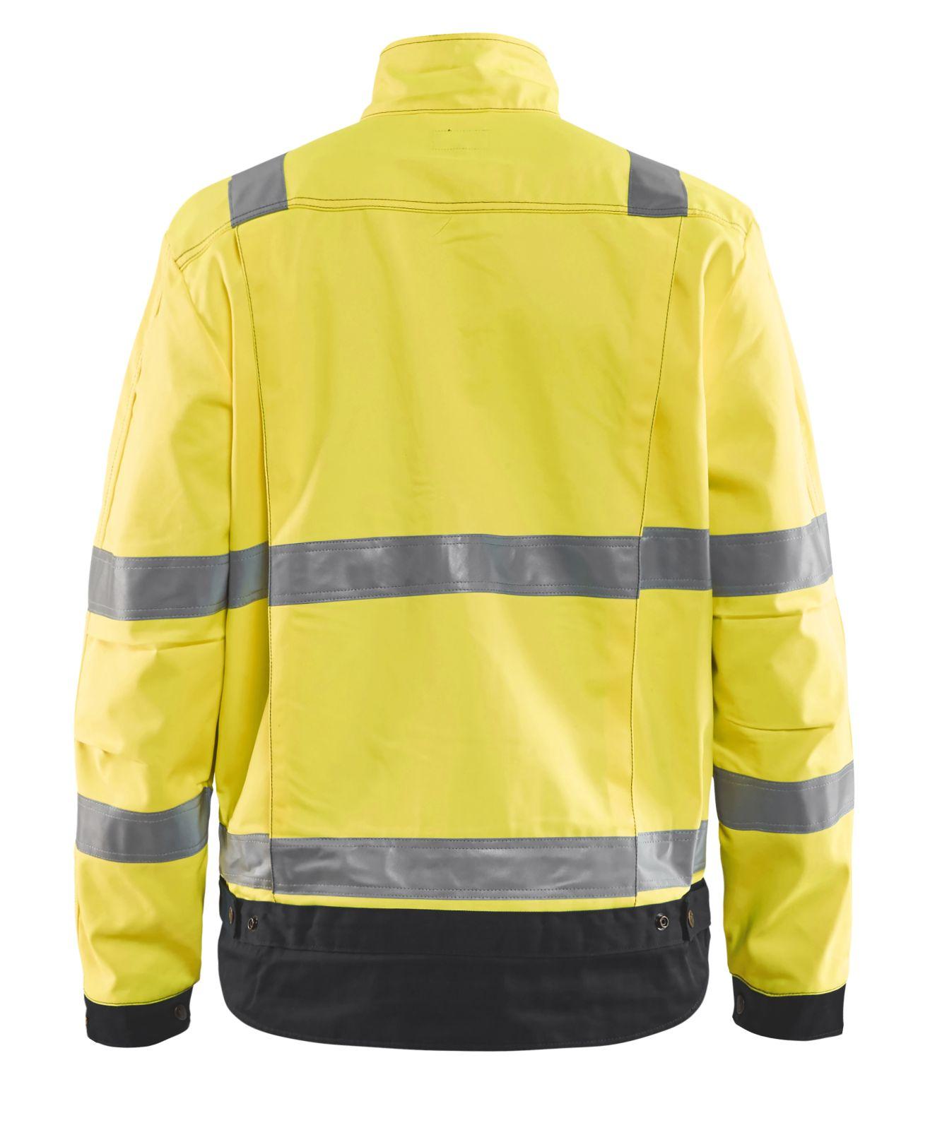 Blaklader Jassen 40231804 High Vis fluo geel-zwart(3399)