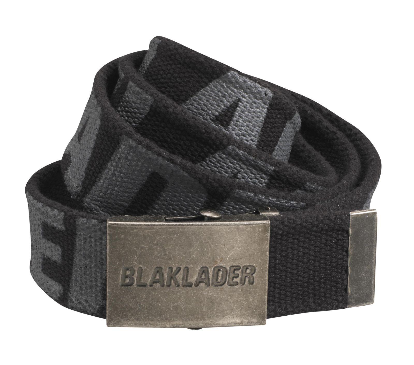 Blaklader Riemen 40330000 zwart(9900)