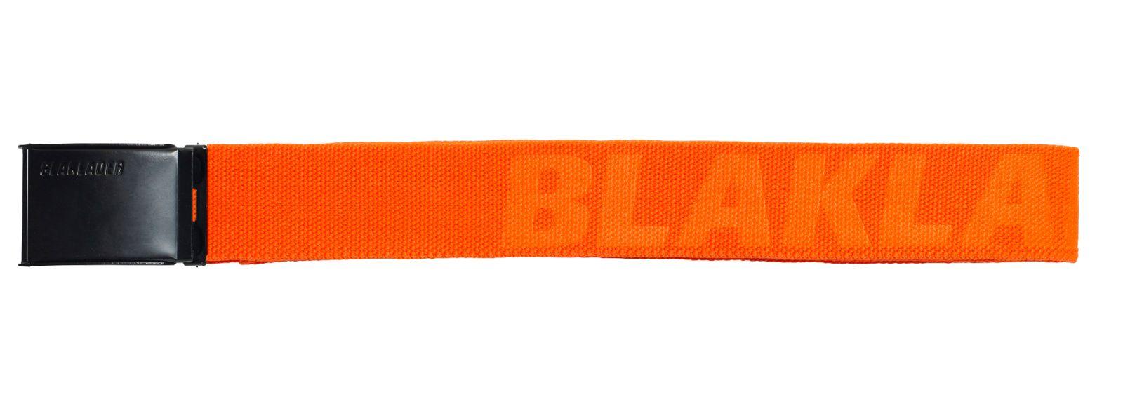 Blaklader Riemen 40340000 oranje(5300)