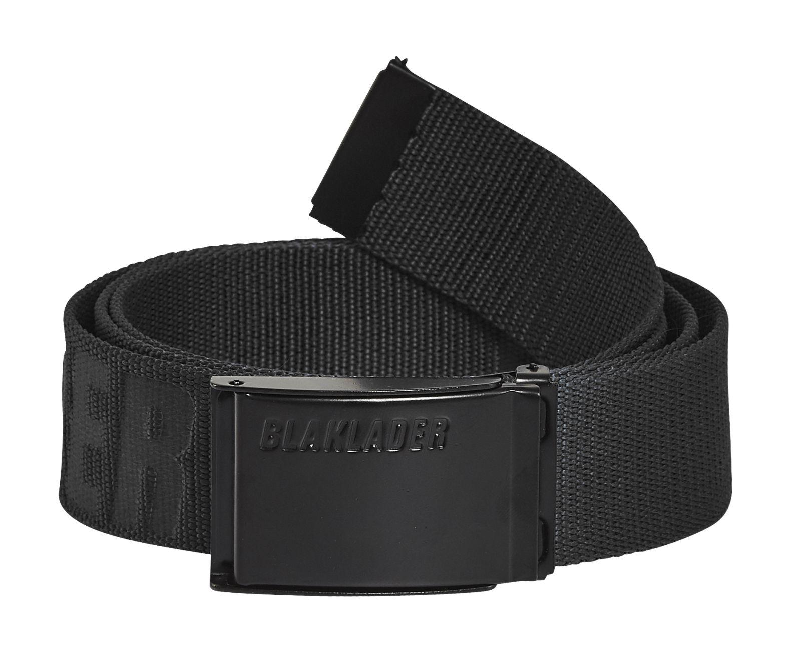 Blaklader Riemen 40340000 zwart(9900)