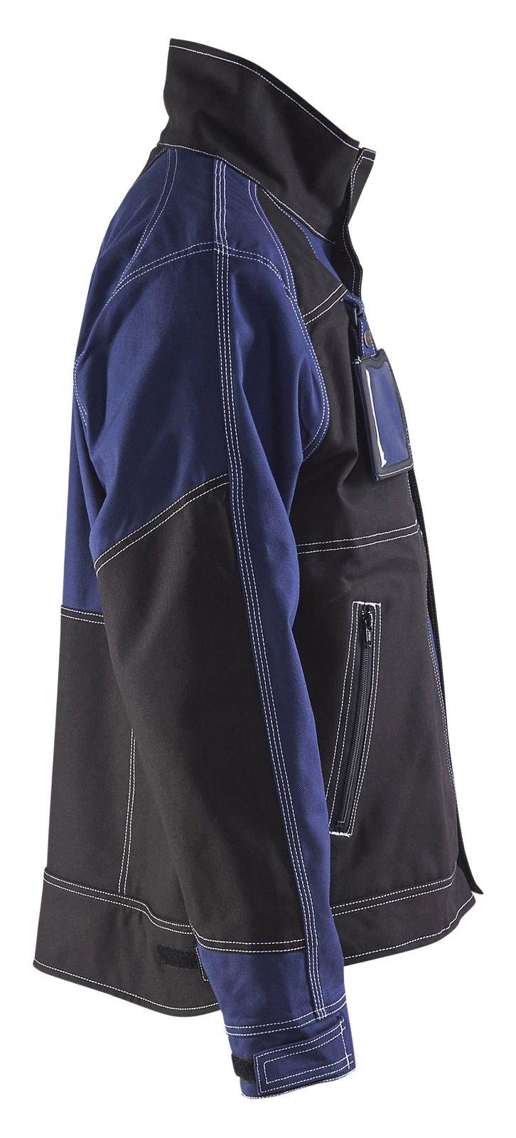Blaklader Combi-jacks 40401370 marineblauw-zwart(8899)