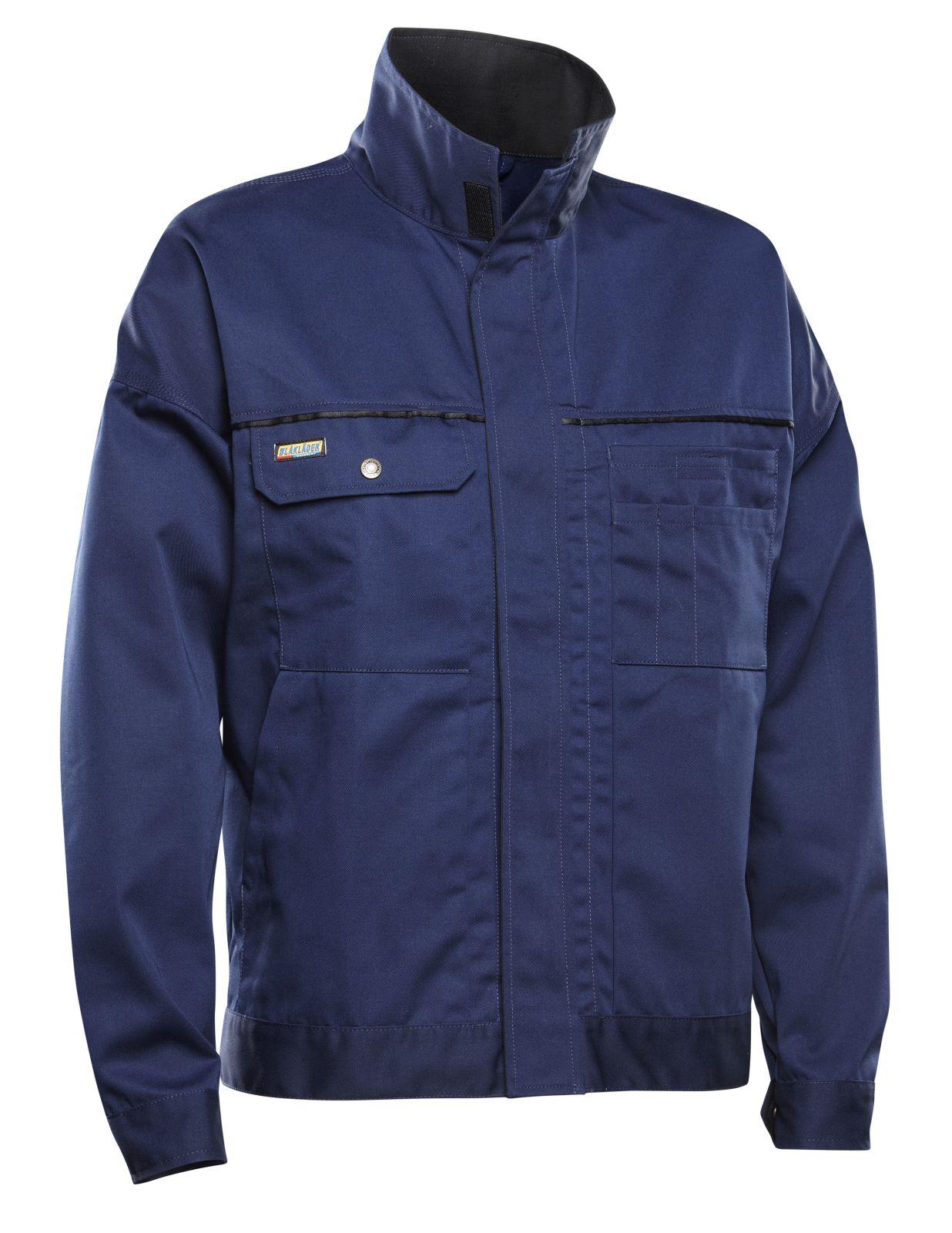Blaklader Combi-jacks 40411860 marineblauw-zwart(8999)