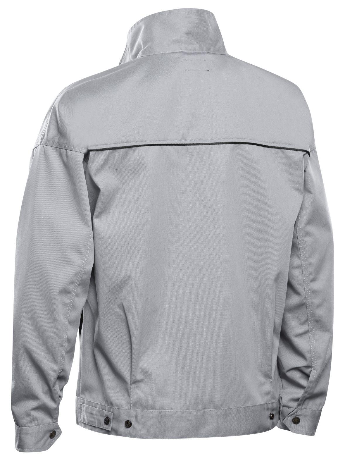 Blaklader Jassen 40411860 grijs-zwart(9499)
