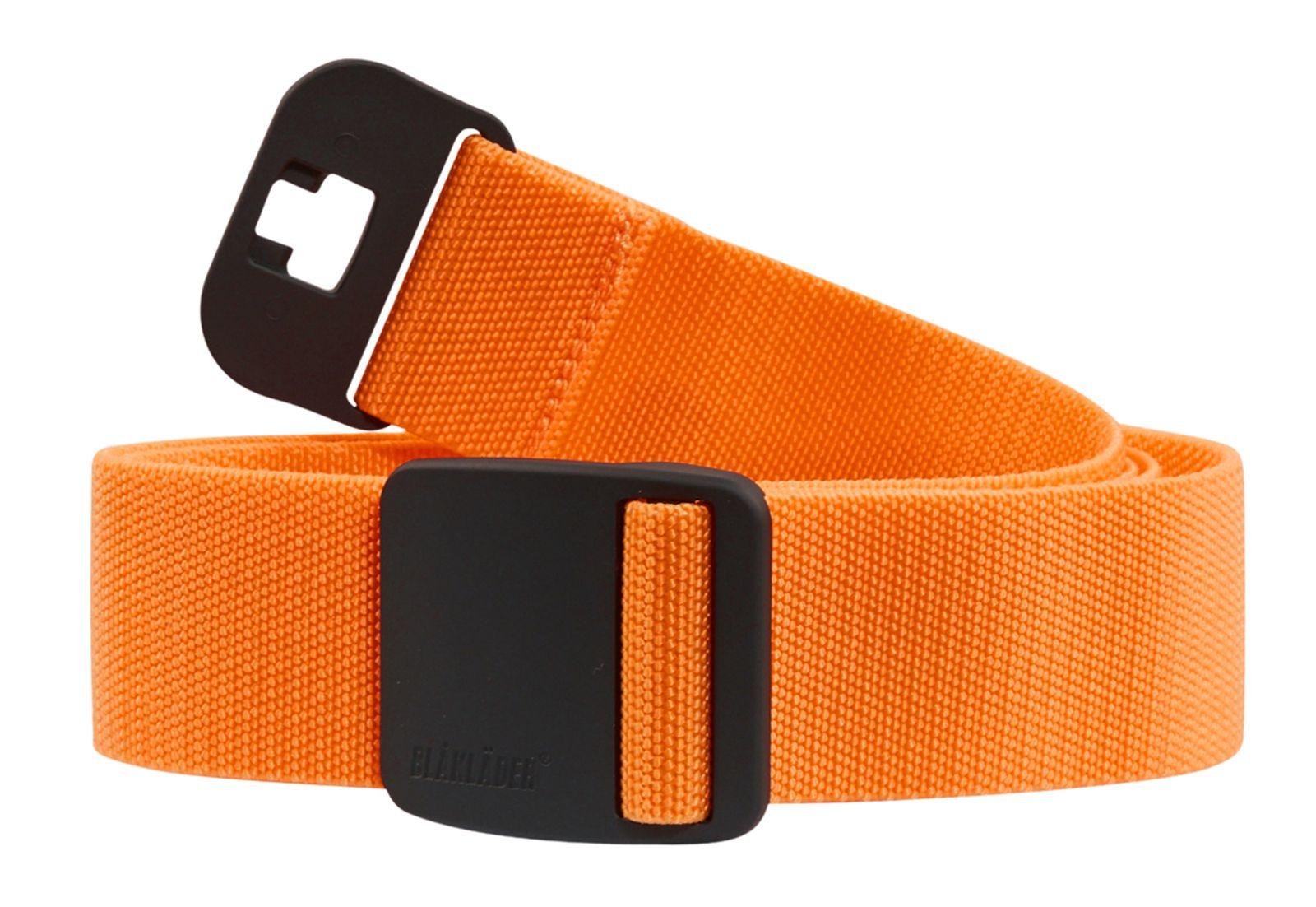 Blaklader Riemen 40470000 Stretch- metaalvrij fluo oranje(5300)
