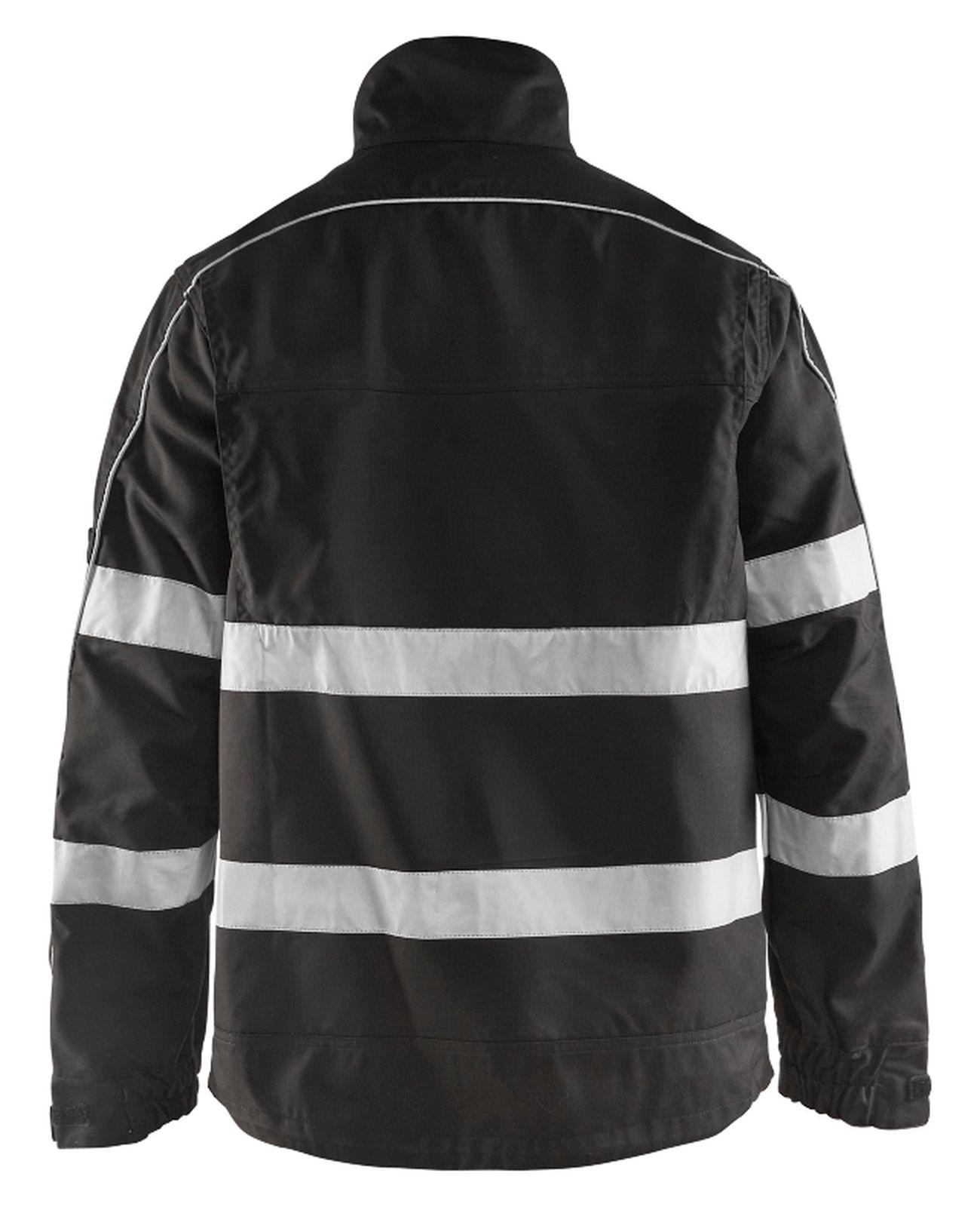 Blaklader Jassen 40511811 Waterwerend zwart(9900)