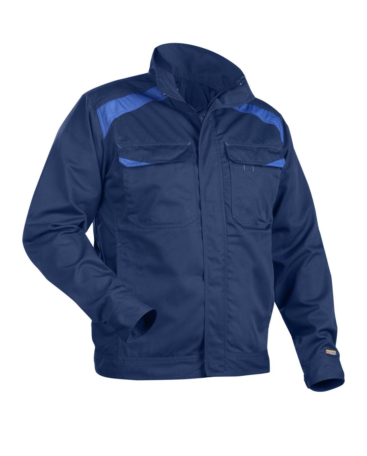 Blaklader Combi-jacks 40541210 marineblauw-korenblauw(8884)