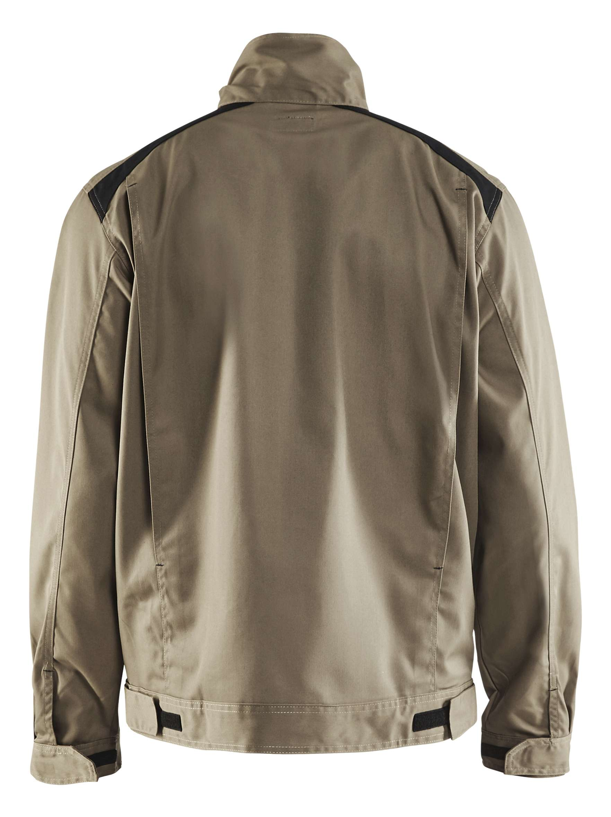 Blaklader Combi-jacks 40541800 khaki-zwart(2499)