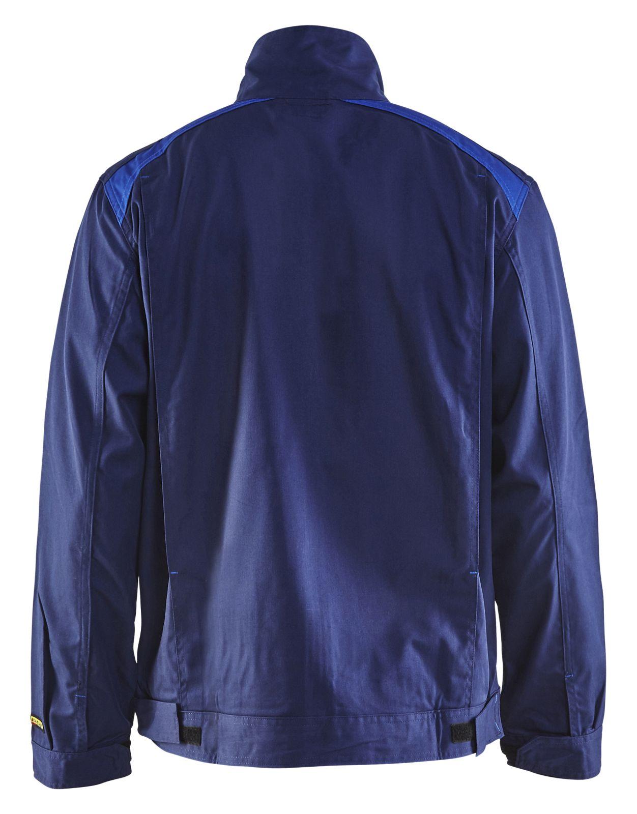 Blaklader Combi-jacks 40541800 marineblauw-korenblauw(8985)