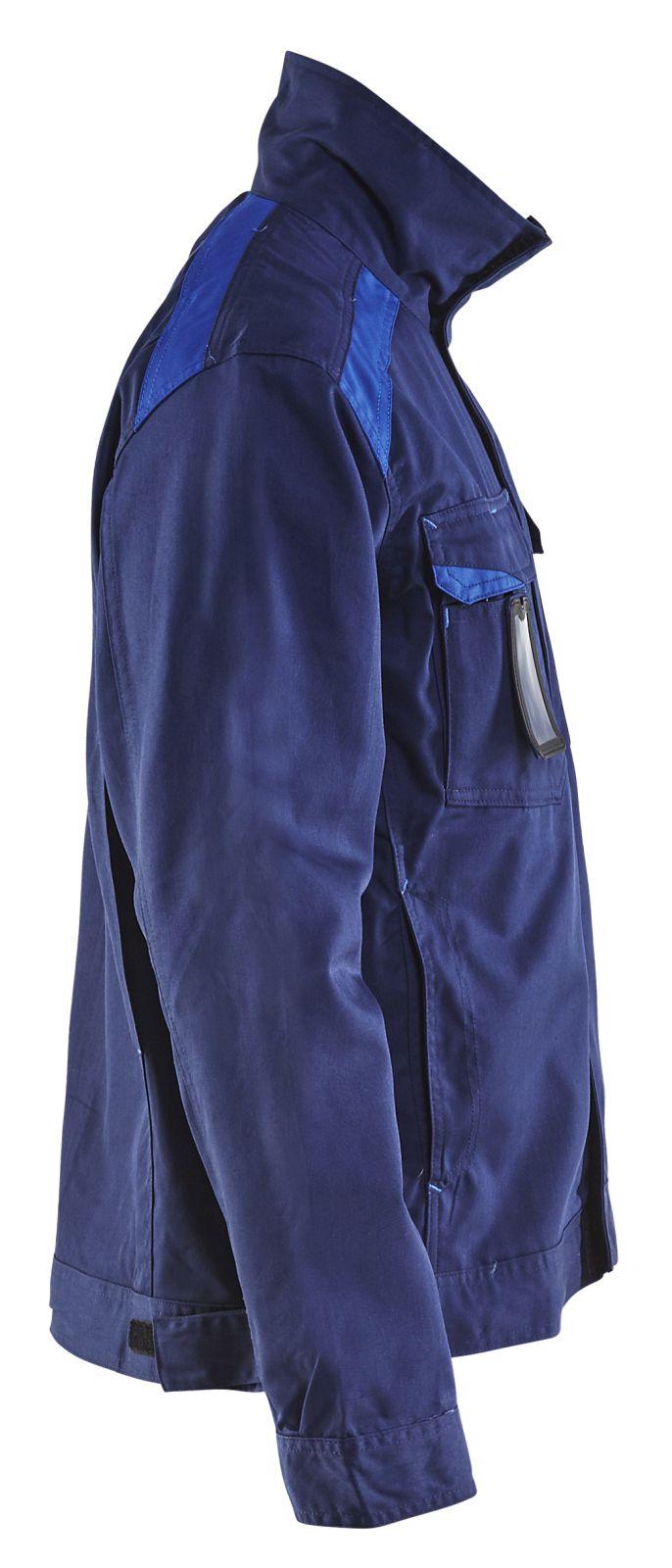 Blaklader Jassen 40541800 marineblauw-korenblauw(8985)