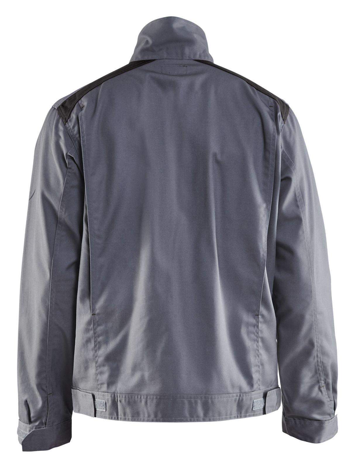 Blaklader Combi-jacks 40541800 grijs-zwart(9499)
