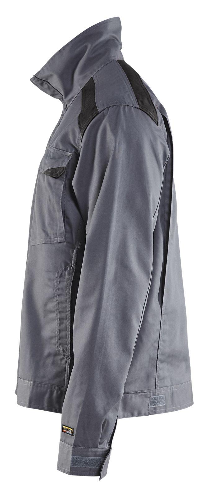 Blaklader Jassen 40541800 grijs-zwart(9499)