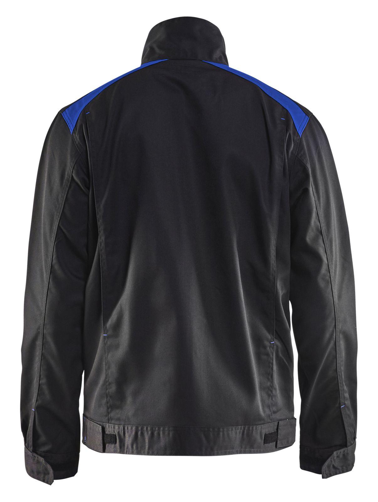 Blaklader Combi-jacks 40541800 zwart-korenblauw(9985)
