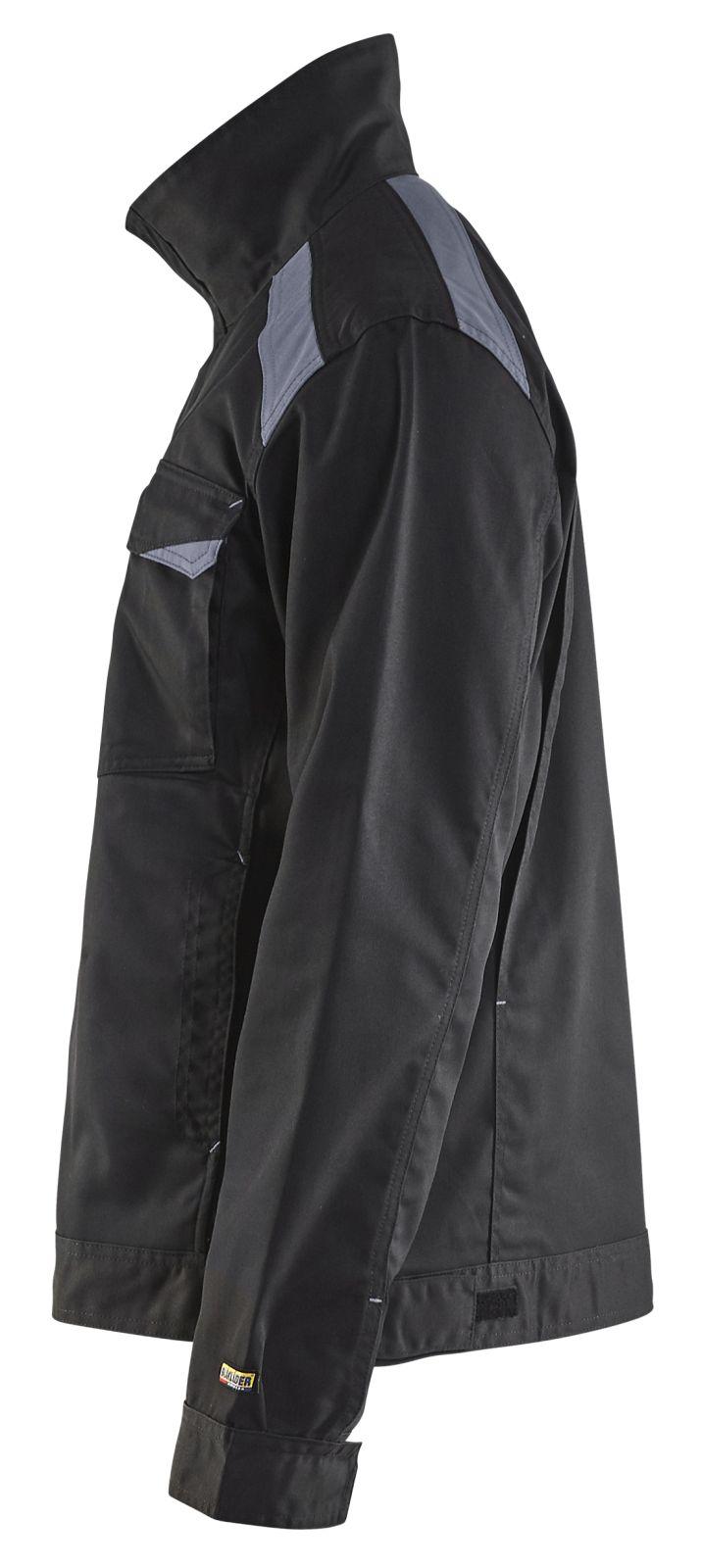 Blaklader Combi-jacks 40541800 zwart-grijs(9994)