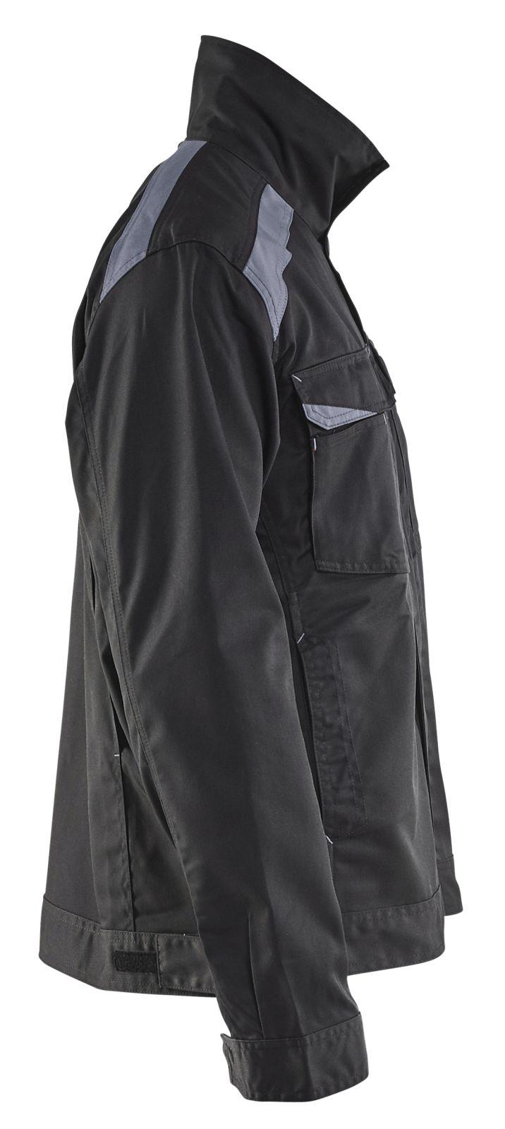 Blaklader Jassen 40541800 zwart-grijs(9994)