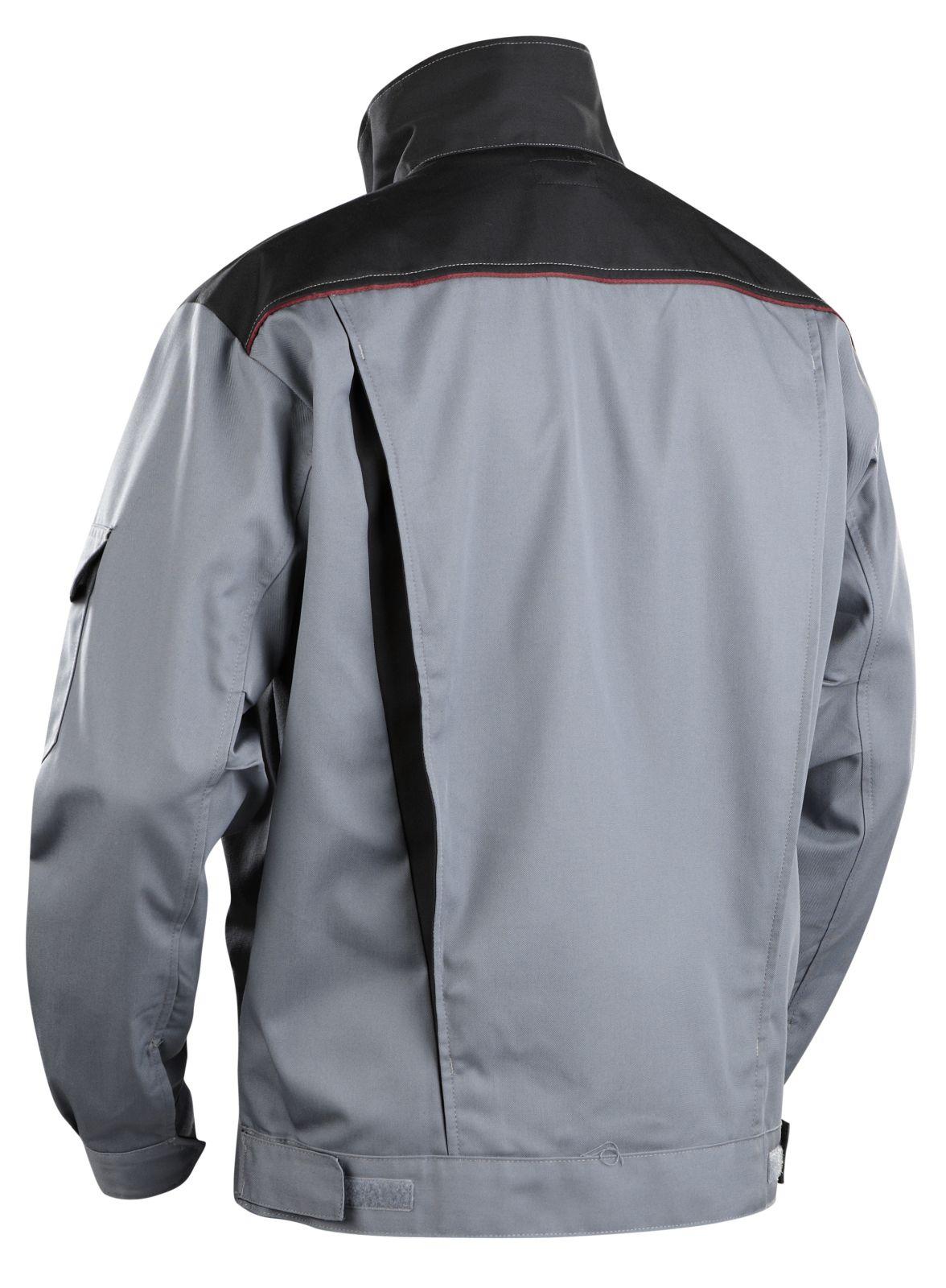 Blaklader Combi-jacks 40551800 grijs-zwart(9499)