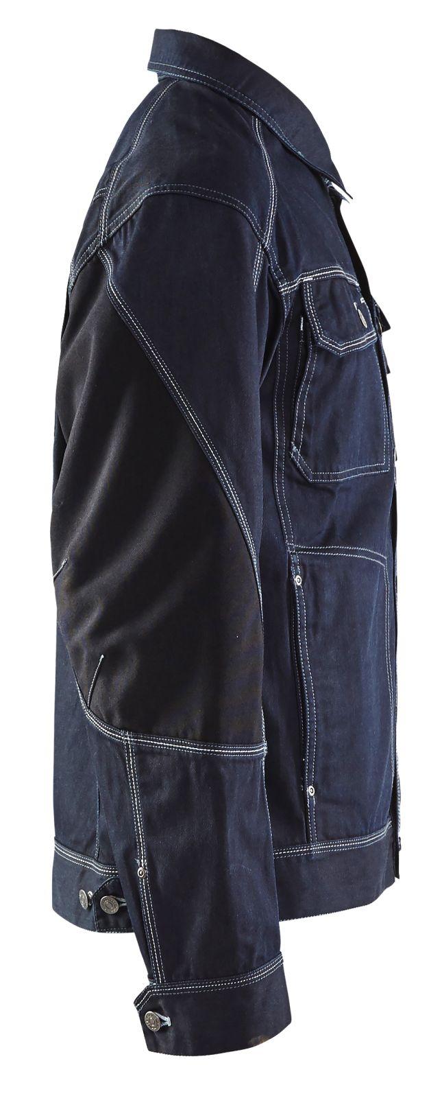Blaklader Combi-jacks 40591140 marineblauw-zwart(8999)