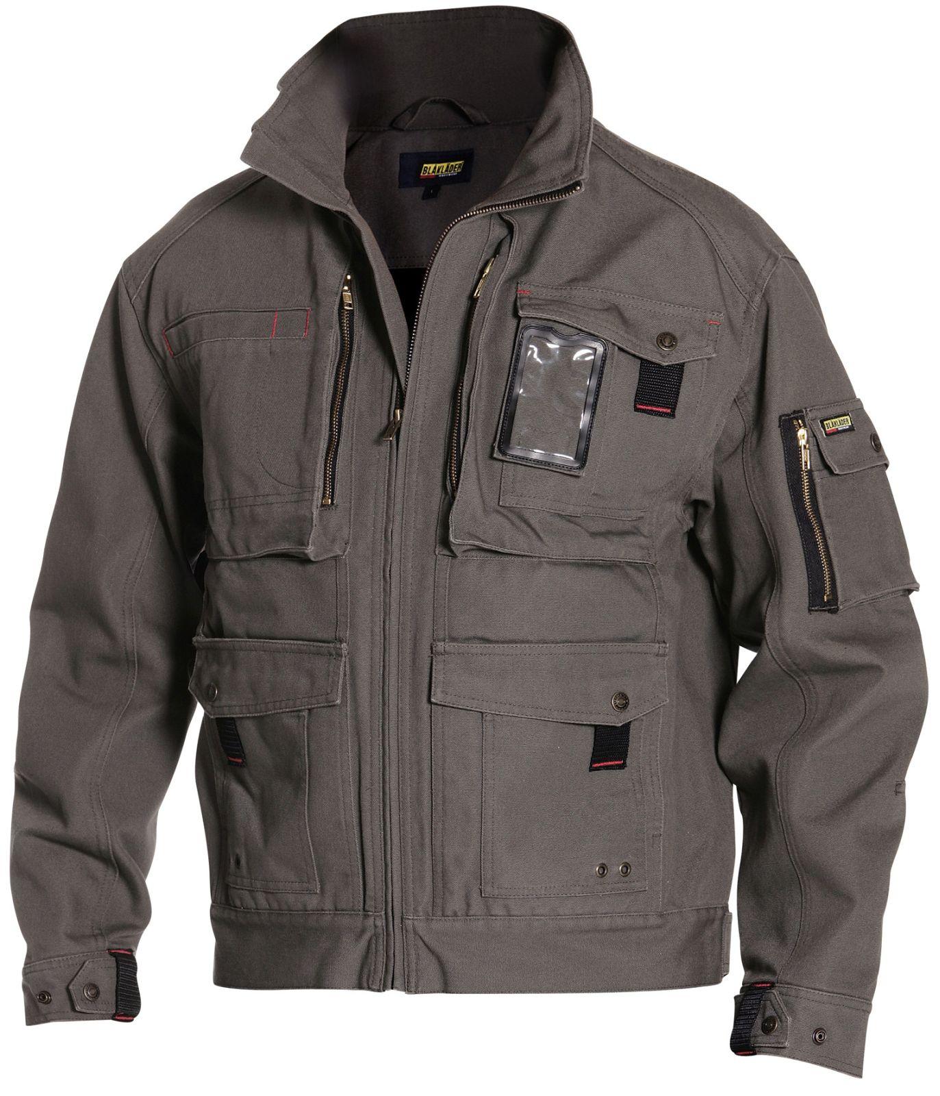 Blaklader Combi-jacks 40601320 army groen(4600)