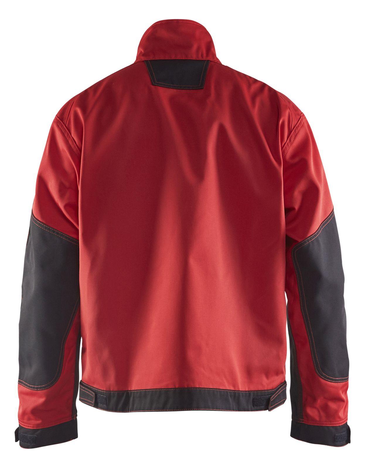 Blaklader Combi-jacks 40631860 rood-zwart(5699)