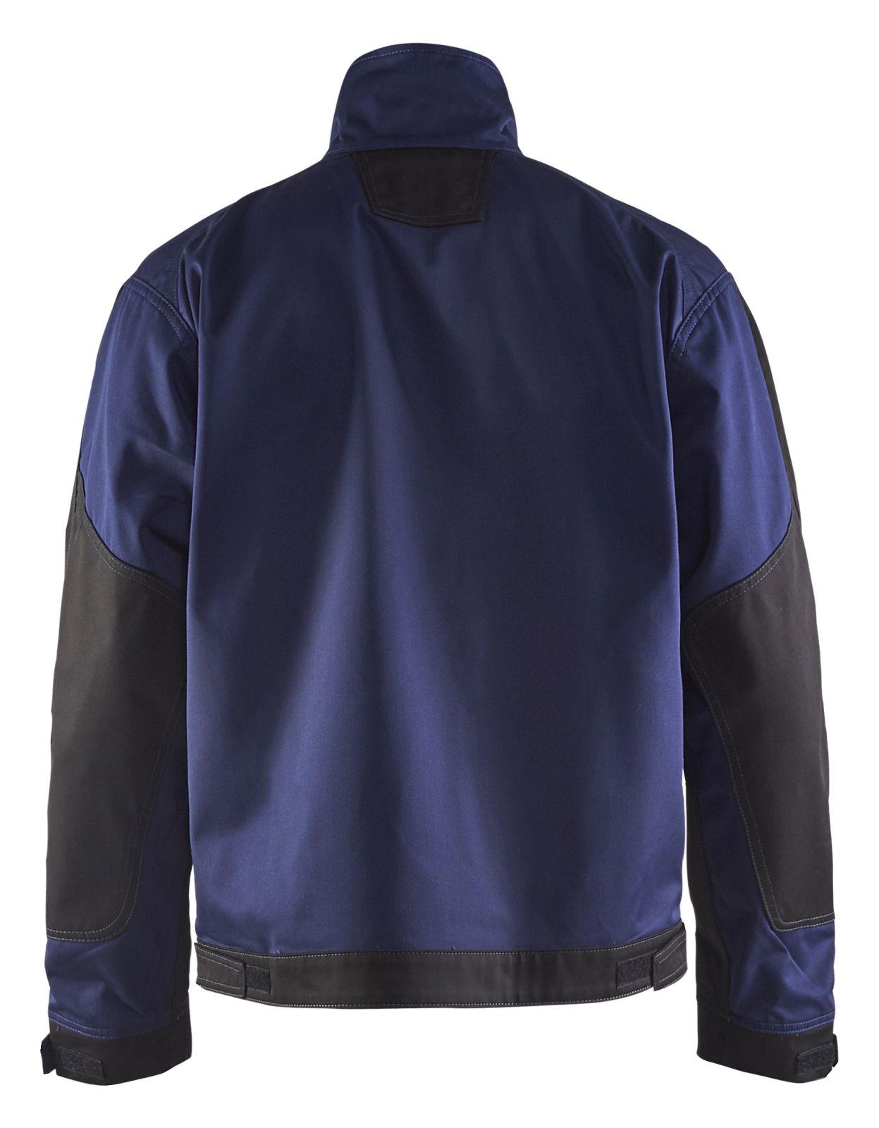 Blaklader Combi-jacks 40631860 marineblauw-zwart(8999)