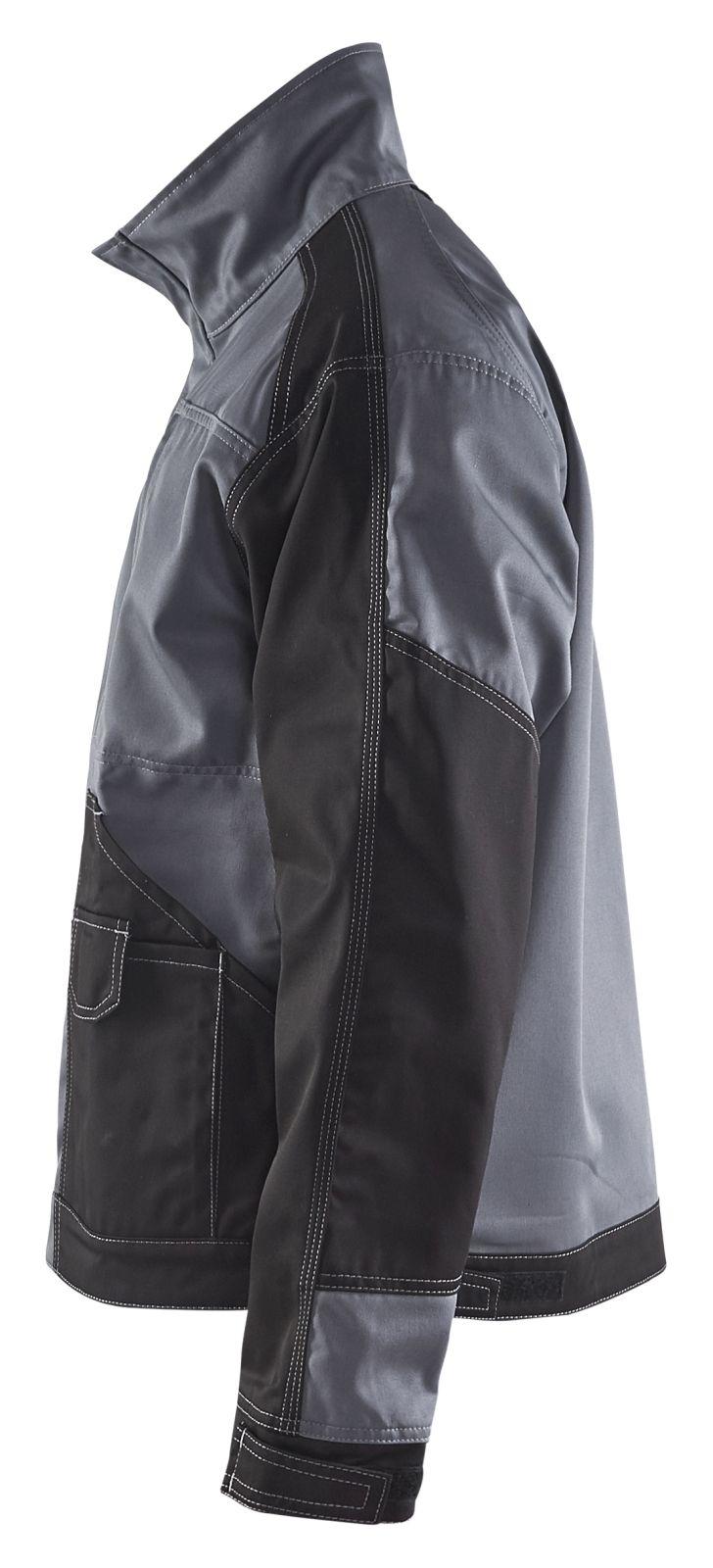 Blaklader Combi-jacks 40631860 grijs-zwart(9499)