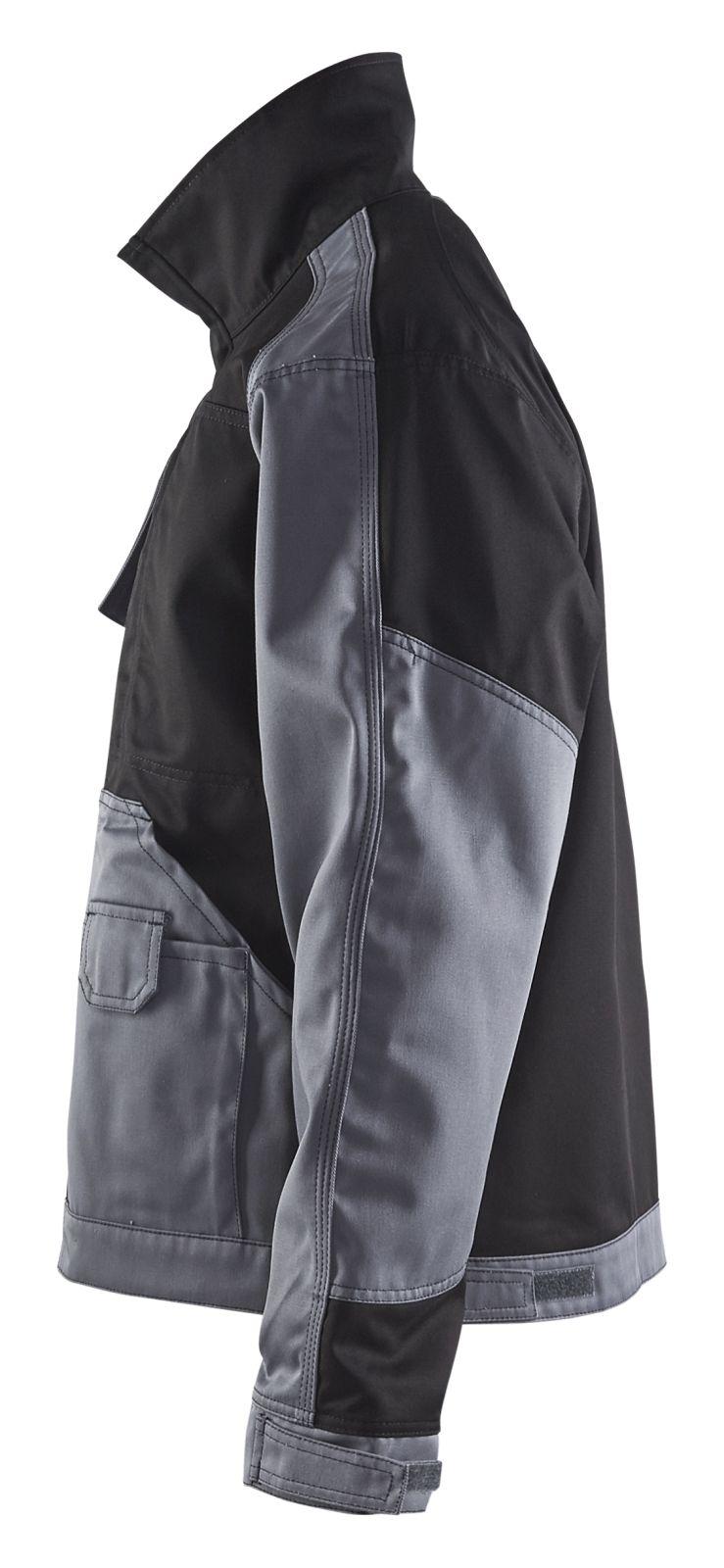 Blaklader Combi-jacks 40631860 zwart-grijs(9994)