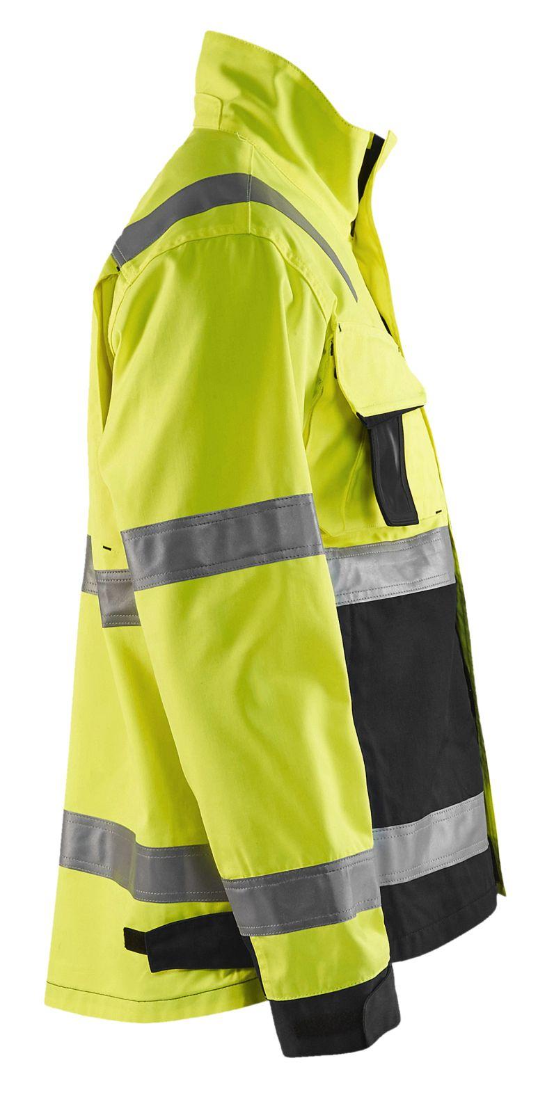 Blaklader Combi-jacks 40641811 High Vis geel-zwart(3399)