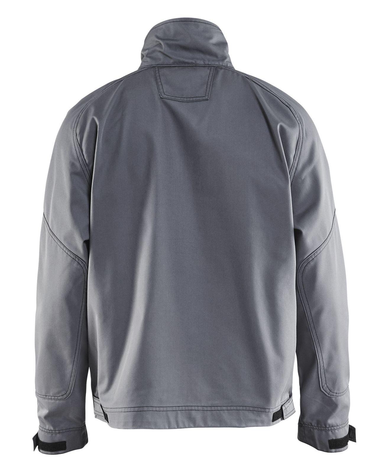 Blaklader Combi-jacks 40901835 gerecycled polyester-katoen grijs(9400)
