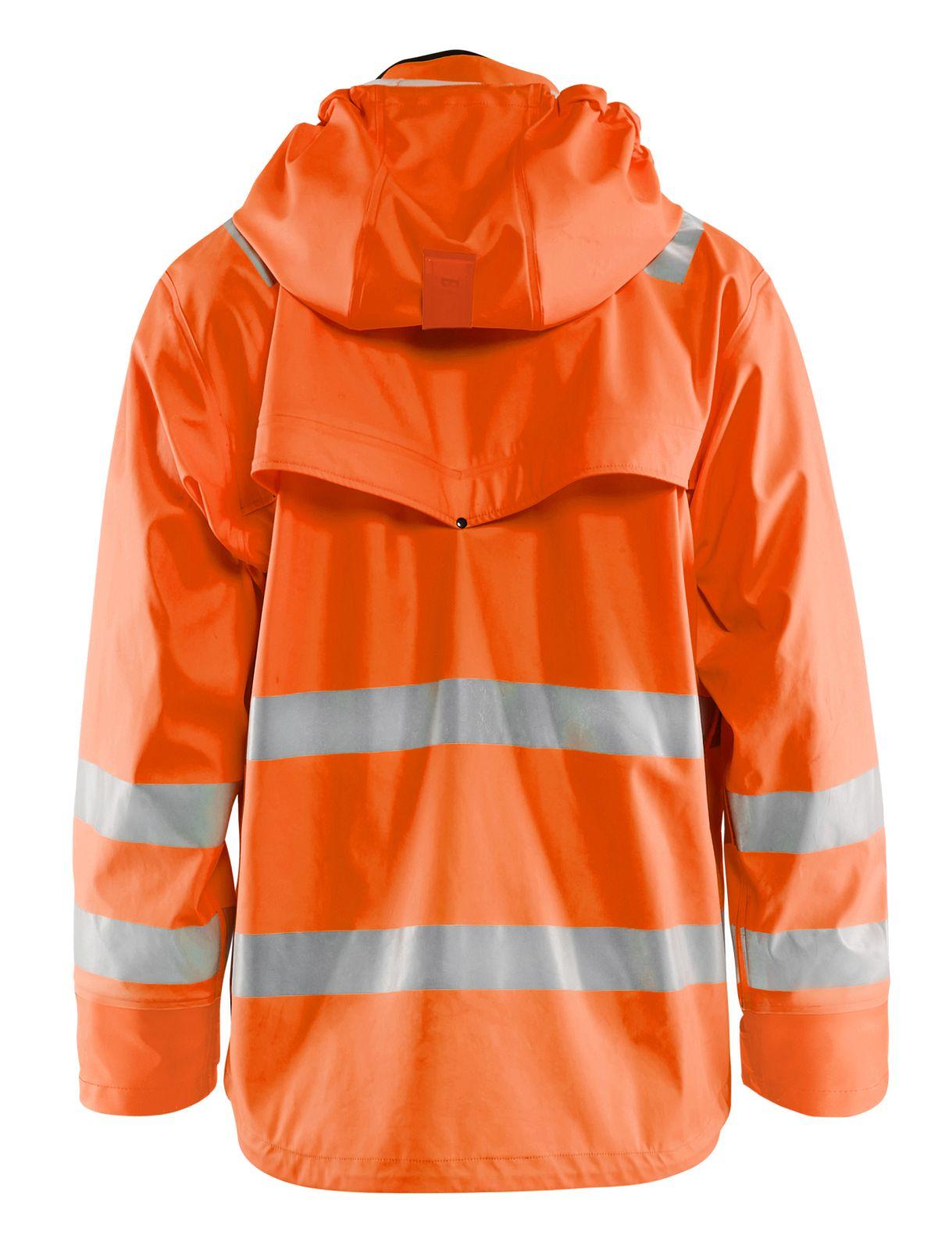 Blaklader Regenjacks 43022003 High Vis oranje(5300)