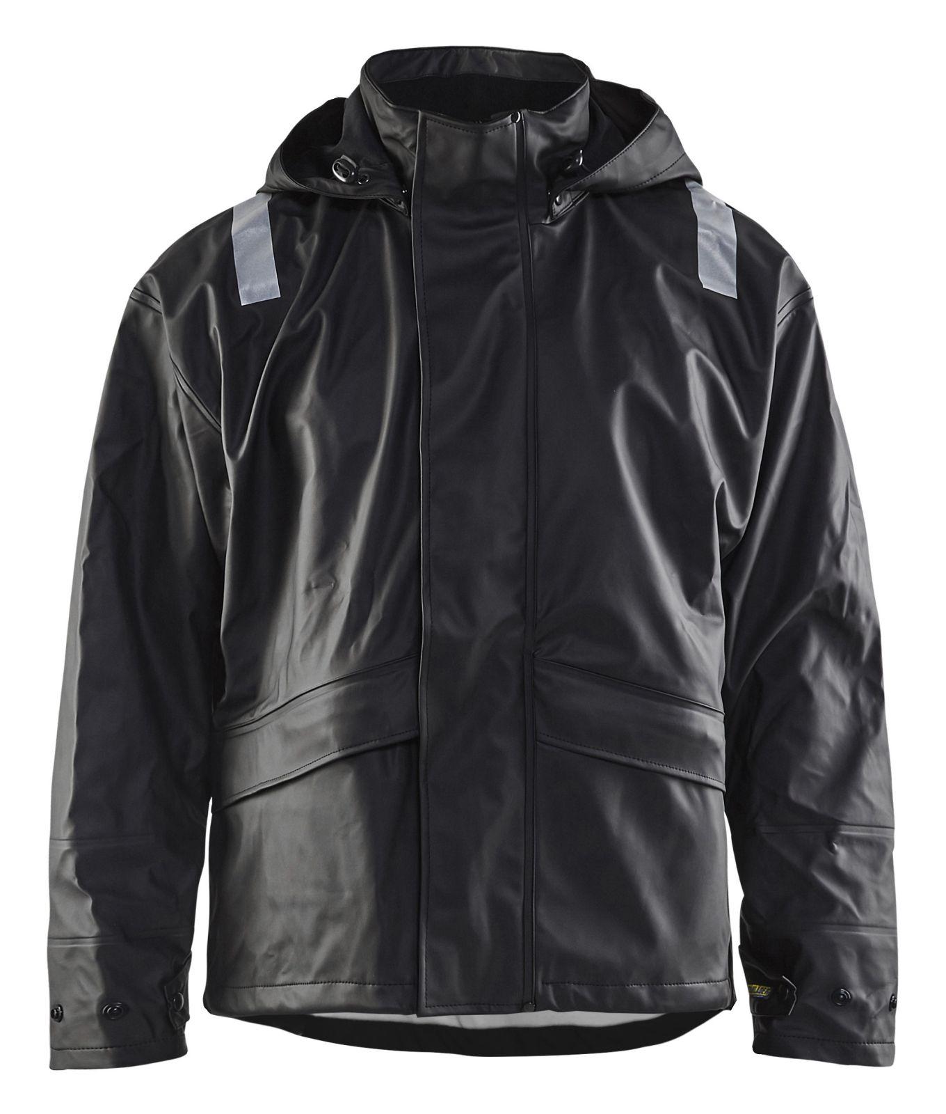 Blaklader Regenjacks 43022003 zwart(9900)