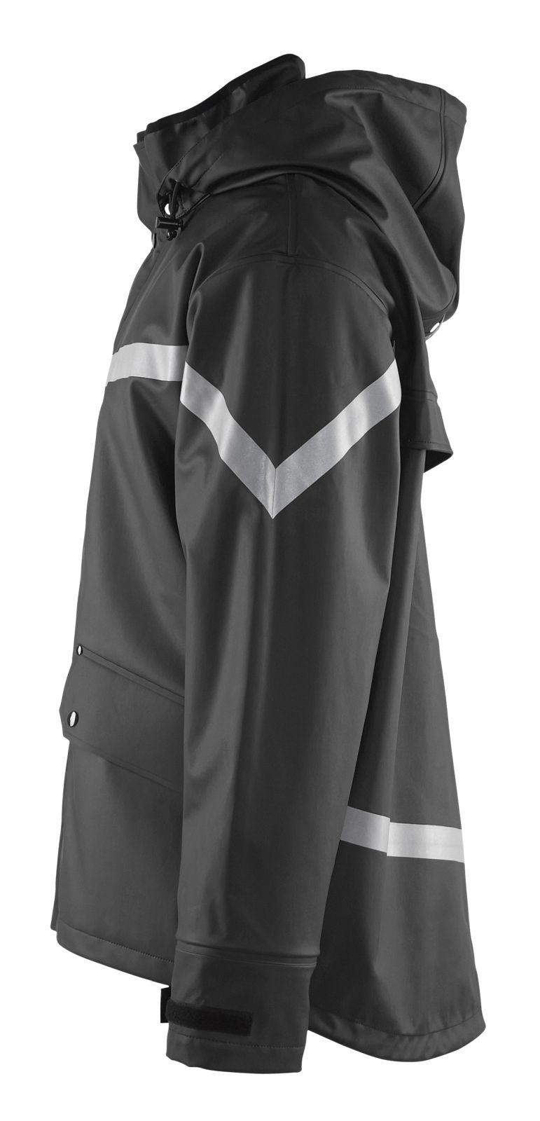 Blaklader Regenjacks 43052003 zwart(9900)