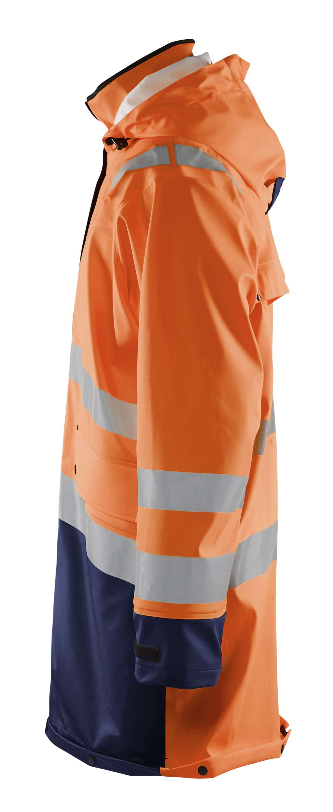 Blaklader Jassen 43062003 High Vis oranje-marineblauw(5389)
