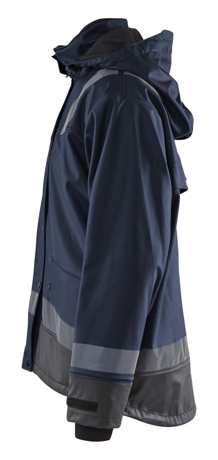 Blaklader Jassen 43222003 donker marineblauw-zwart(8699)