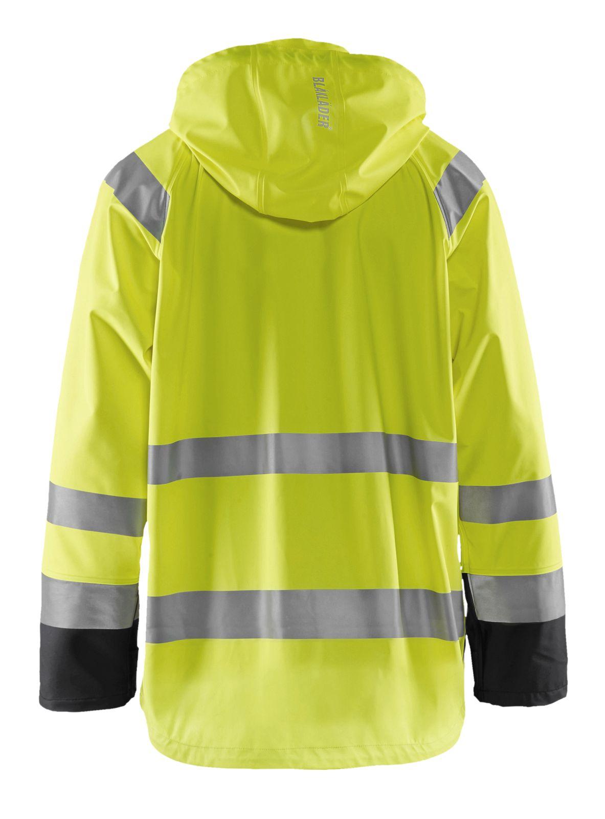 Blaklader Jassen 43232000 High Vis fluo geel-zwart(3399)
