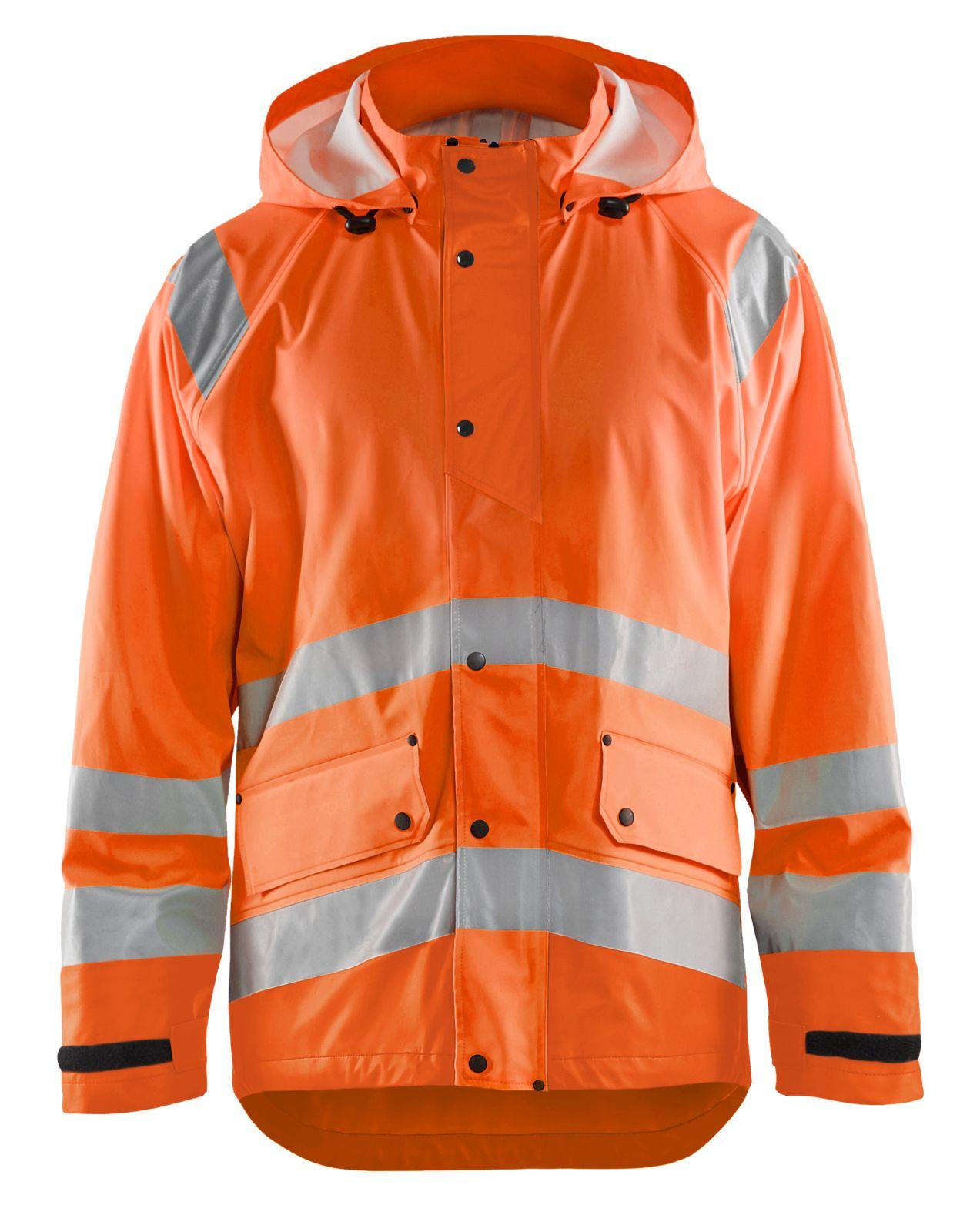 Blaklader Regenjassen 43232000 High Vis fluo-oranje(5300)